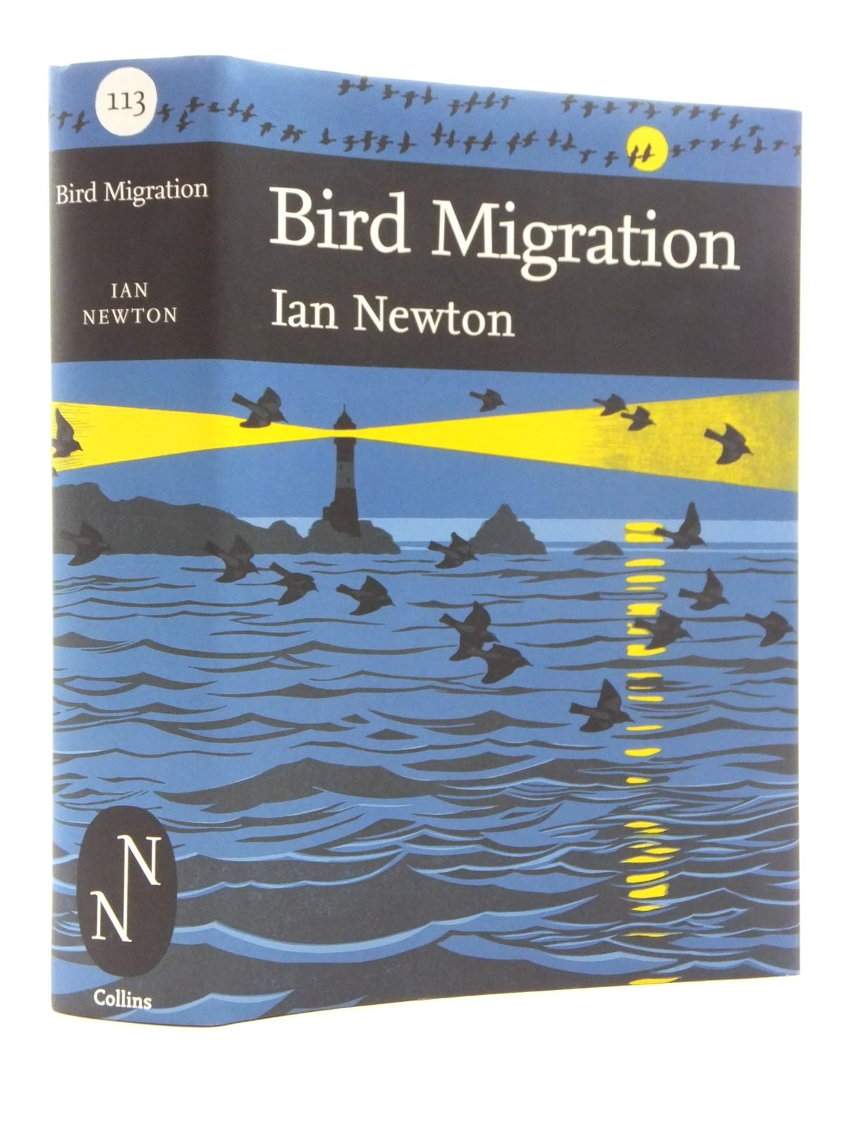Photo of BIRD MIGRATION (NN 113) written by Newton, Ian published by Collins (STOCK CODE: 2123840)  for sale by Stella & Rose's Books