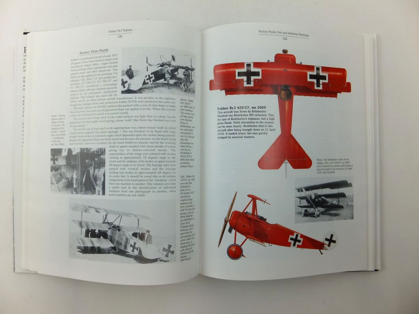 Photo of FOKKER DR.I TRIPLANE written by Leaman, Paul illustrated by Dempsey, Harry<br />Leaman, Paul published by Classic (STOCK CODE: 2123843)  for sale by Stella & Rose's Books