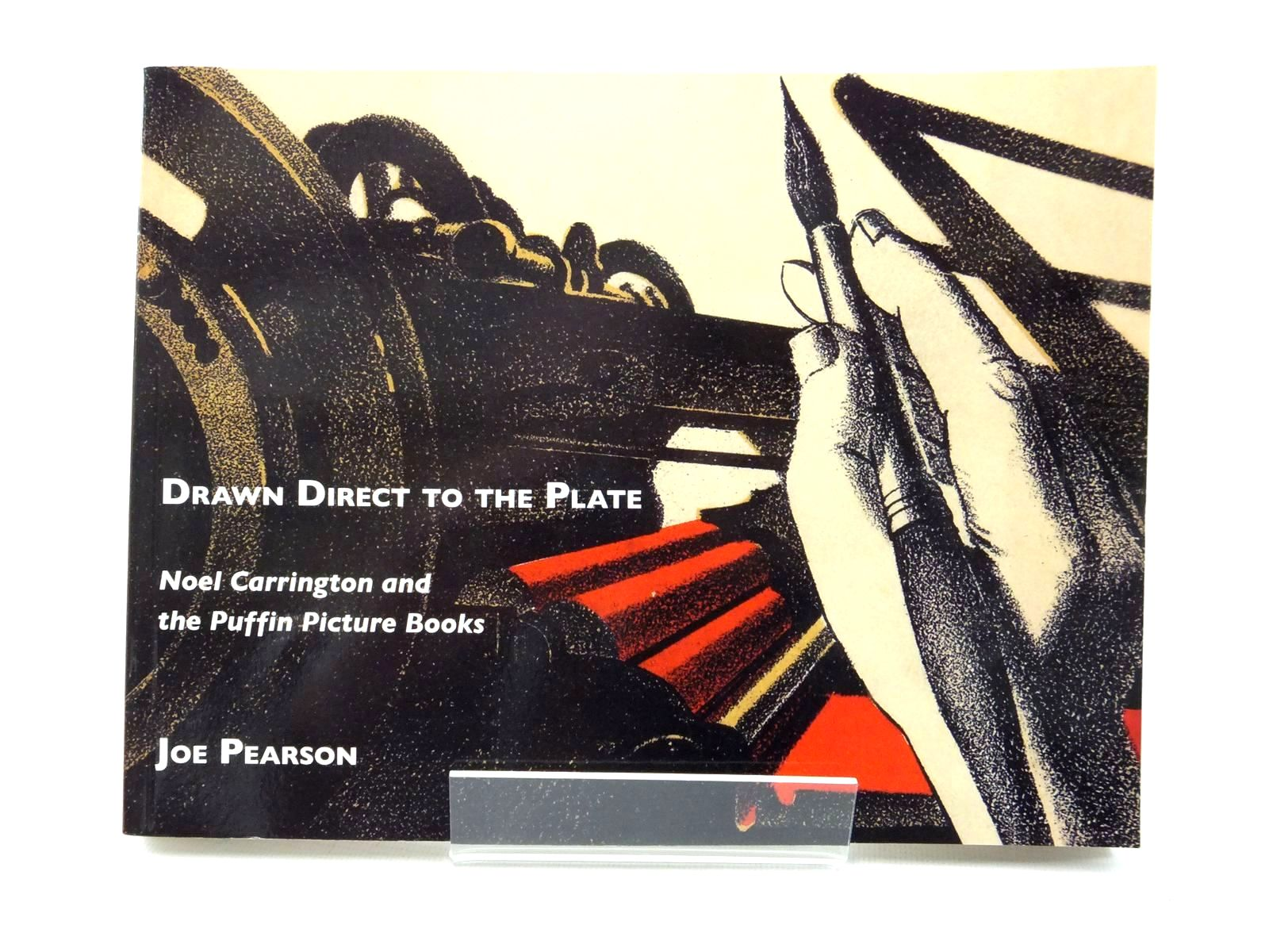 Photo of DRAWN DIRECT TO THE PLATE NOEL CARRINGTON AND THE PUFFIN PICTURE BOOKS