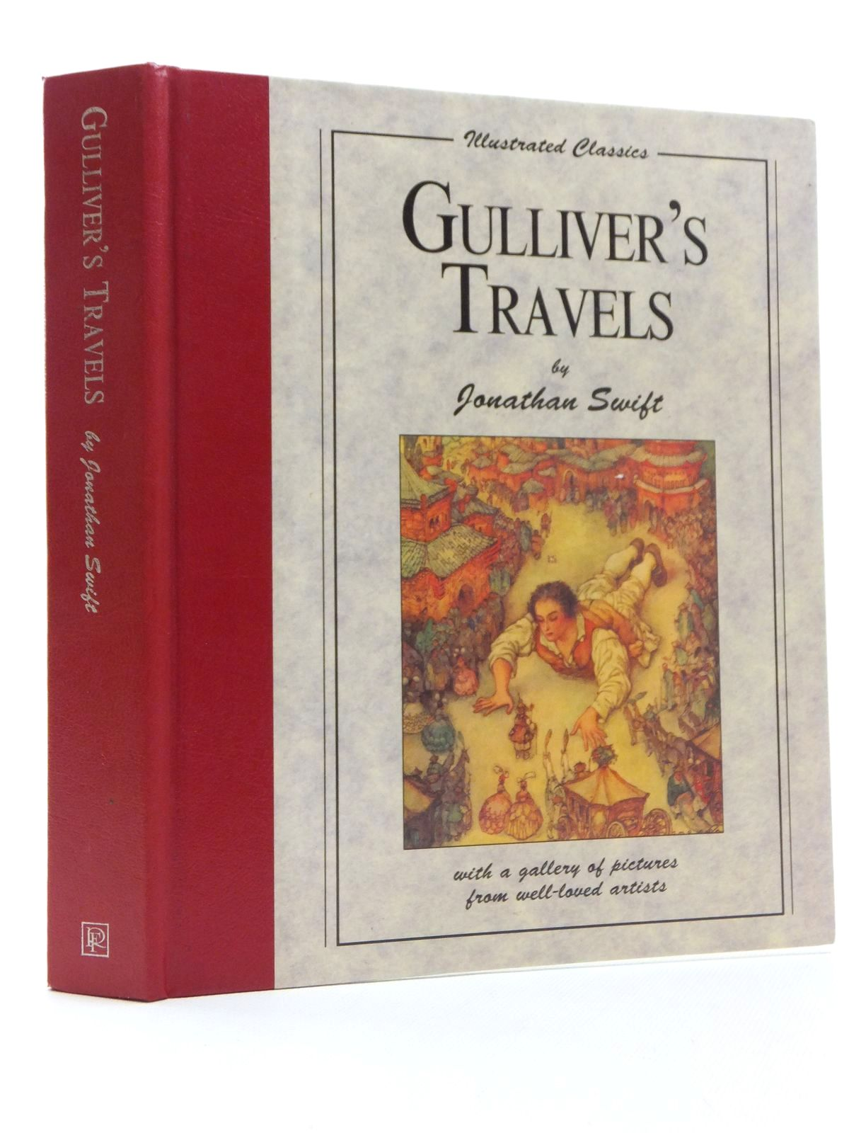 Photo of GULLIVER'S TRAVELS written by Swift, Jonathan illustrated by Browne, Gordon published by Robert Frederick Ltd. (STOCK CODE: 2123893)  for sale by Stella & Rose's Books