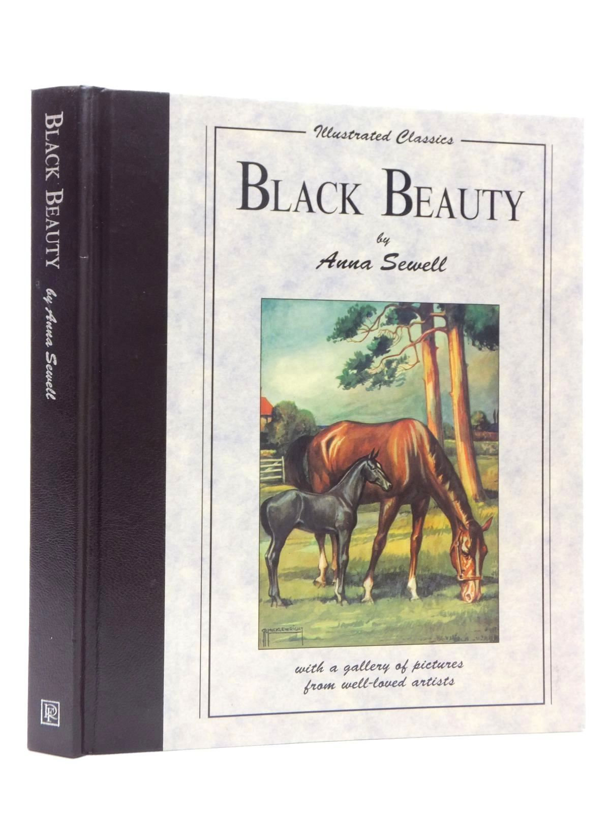 Photo of BLACK BEAUTY THE AUTOBIOGRAPHY OF A HORSE written by Sewell, Anna illustrated by Beer, John<br />Aldin, Cecil<br />Micklewright, G.P.<br />et al., published by Robert Frederick Ltd. (STOCK CODE: 2123894)  for sale by Stella & Rose's Books