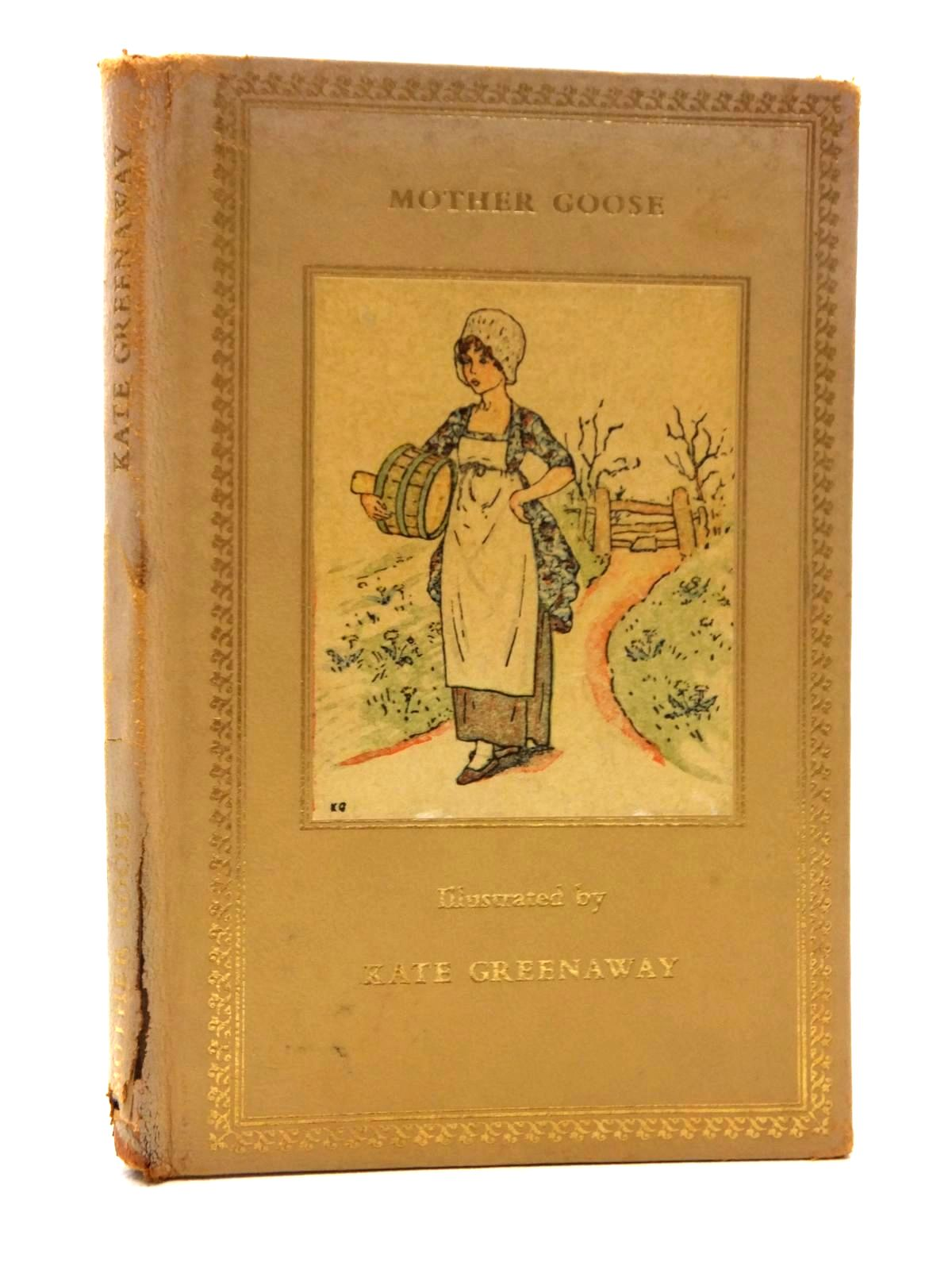 Photo of MOTHER GOOSE OR THE OLD NURSERY RHYMES illustrated by Greenaway, Kate published by Frederick Warne & Co Ltd. (STOCK CODE: 2123902)  for sale by Stella & Rose's Books
