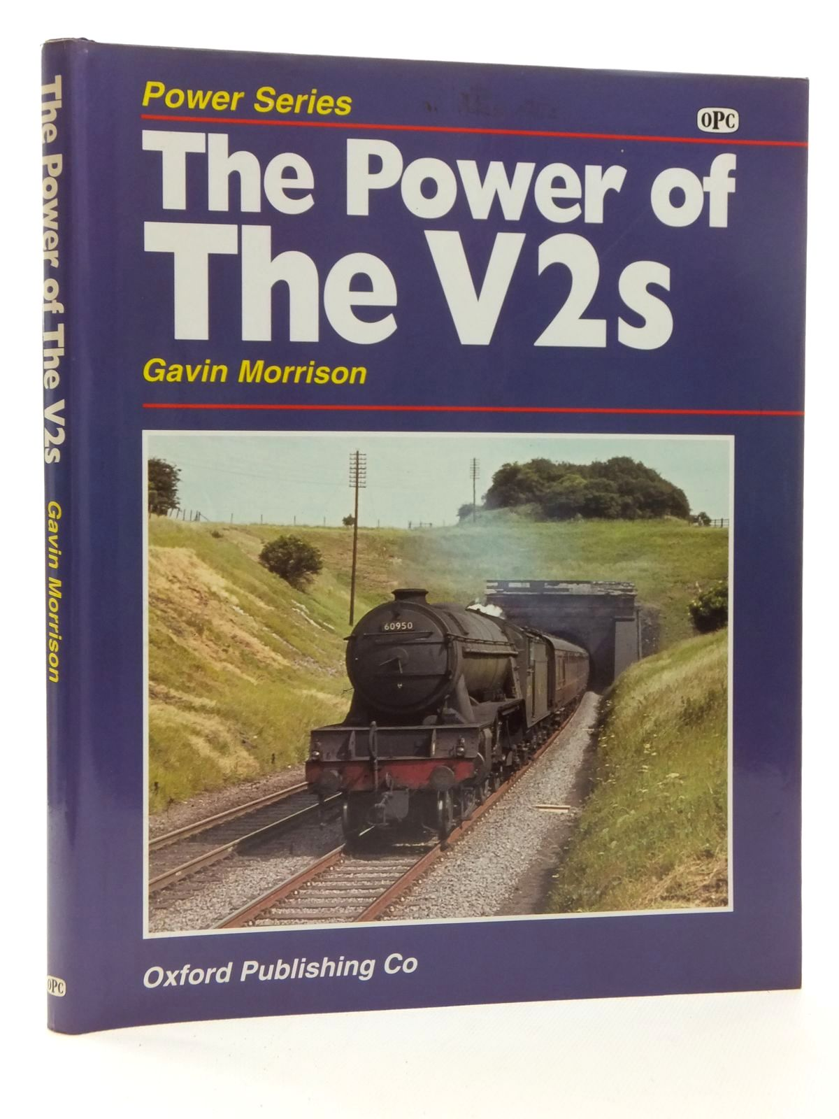 Photo of THE POWER OF THE V2S written by Morrison, Gavin published by Oxford Publishing (STOCK CODE: 2123912)  for sale by Stella & Rose's Books