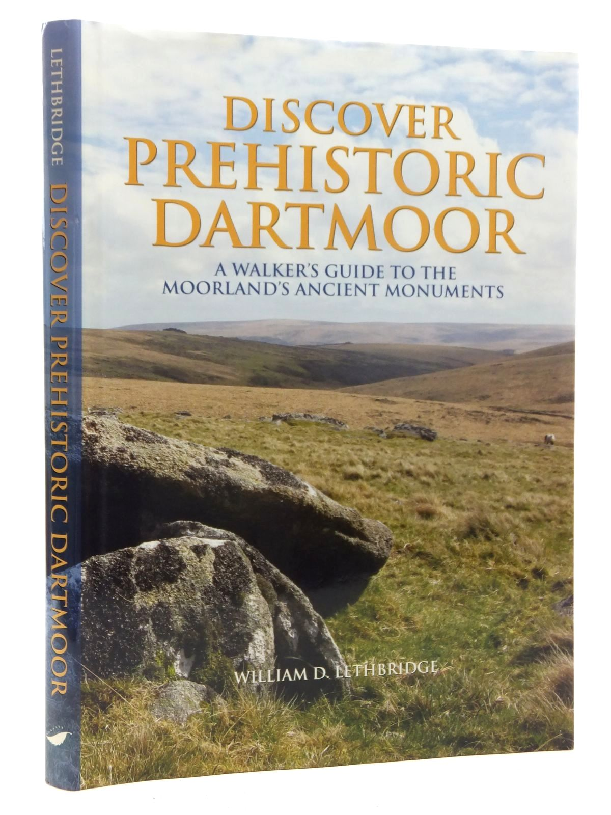 Photo of DISCOVER PREHISTORIC DARTMOOR written by Lethbridge, William D. published by Halsgrove (STOCK CODE: 2123921)  for sale by Stella & Rose's Books