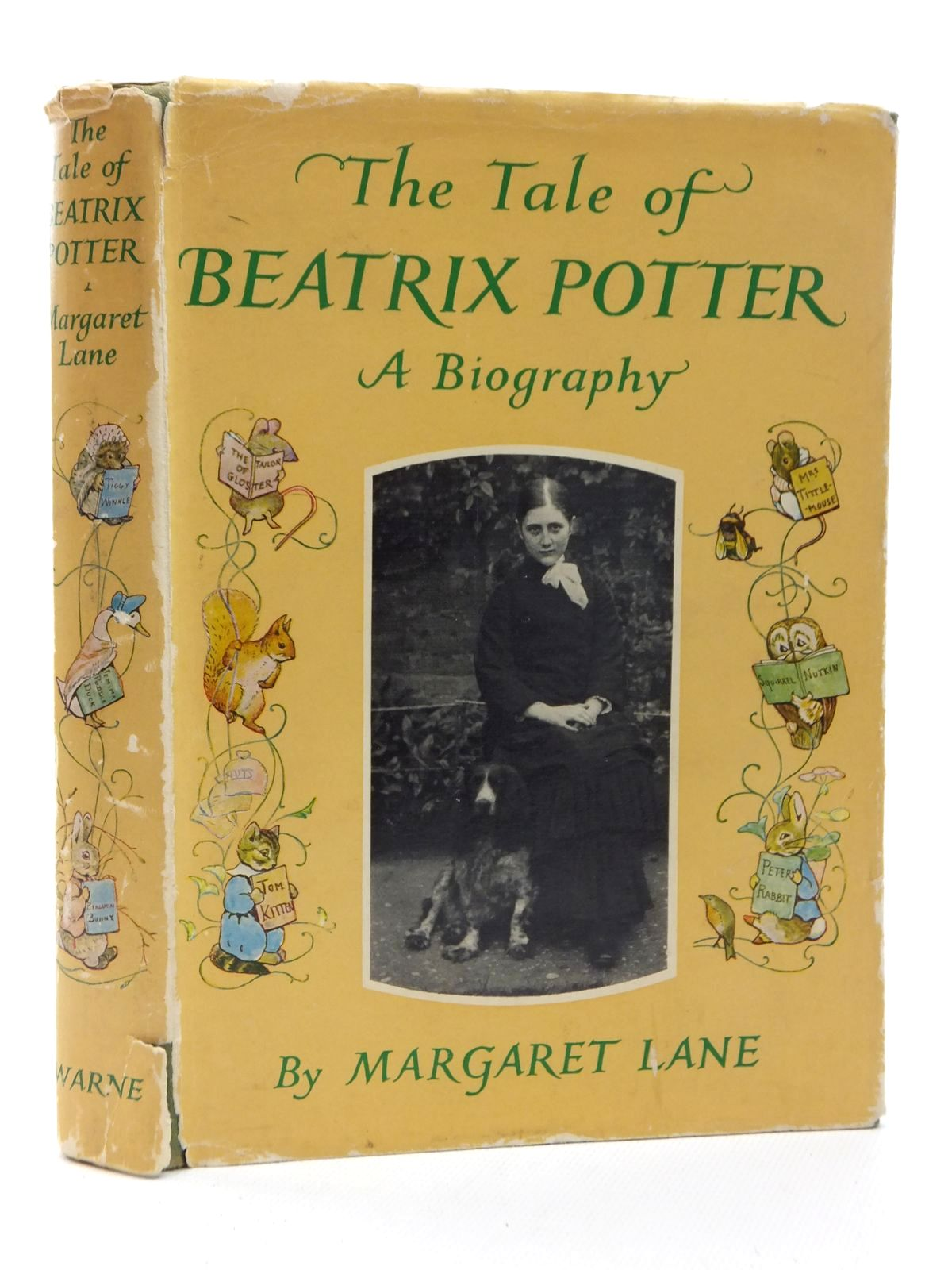 Photo of THE TALE OF BEATRIX POTTER A BIOGRAPHY written by Lane, Margaret illustrated by Potter, Beatrix published by Frederick Warne & Co Ltd. (STOCK CODE: 2123928)  for sale by Stella & Rose's Books