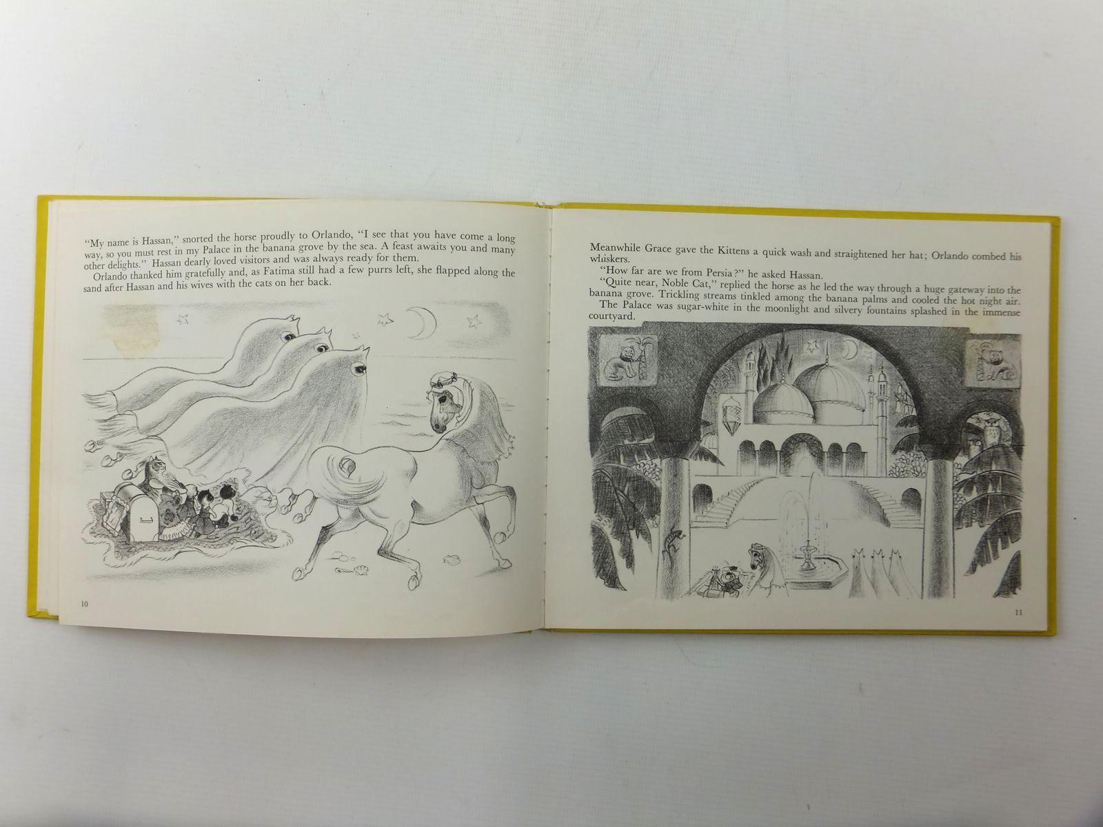 ORLANDO'S MAGIC CARPET written by Hale, Kathleen, STOCK CODE
