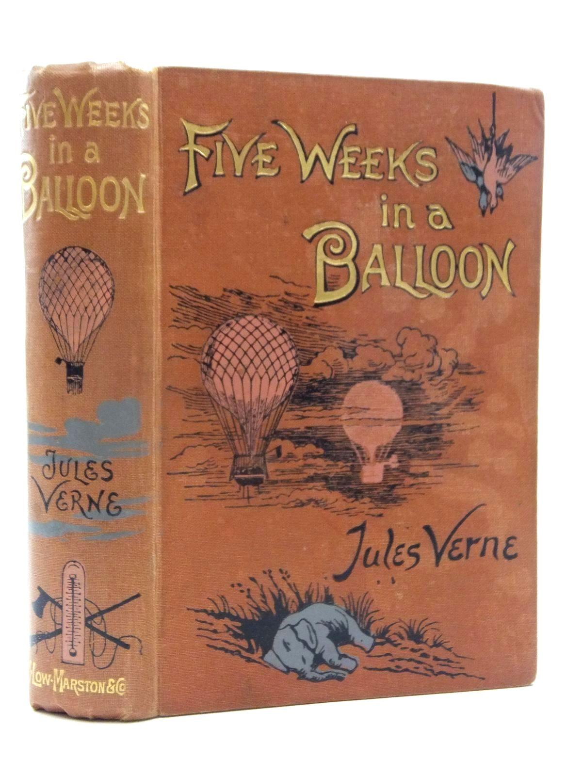 Photo of FIVE WEEKS IN A BALLOON