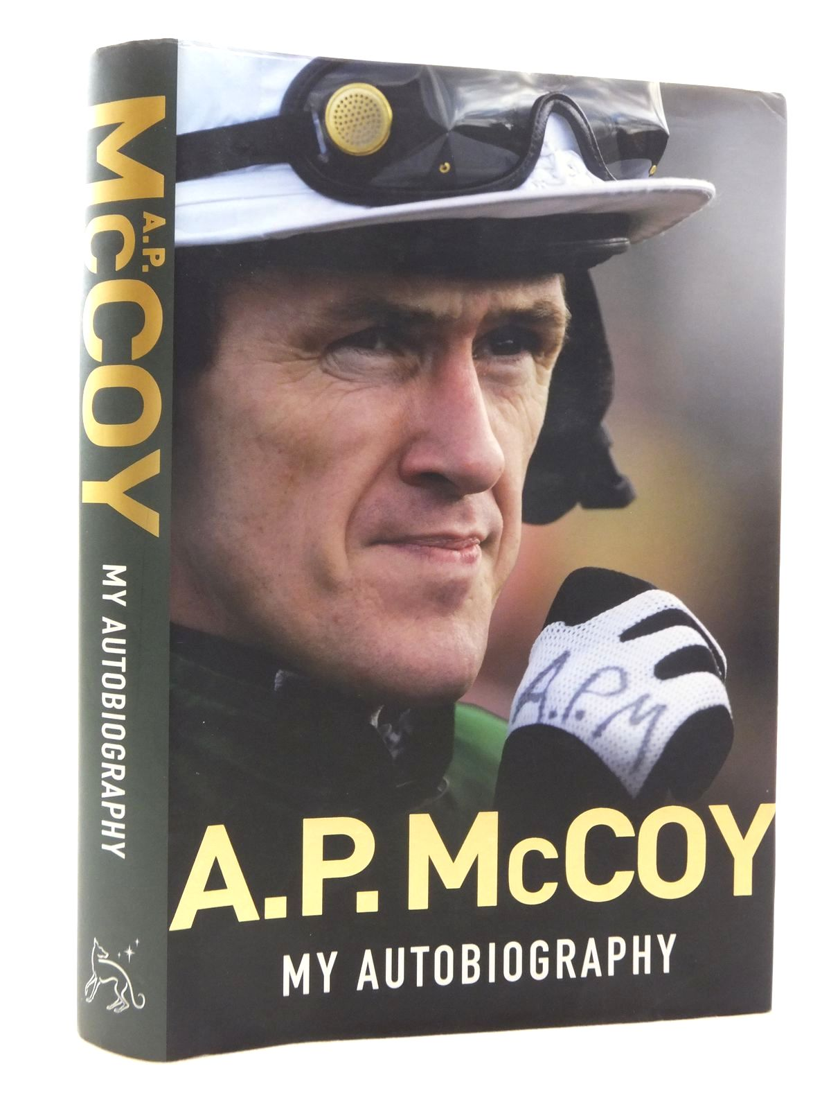 Photo of A.P. MCCOY MY AUTOBIOGRAPHY written by McCoy, A.P. published by Orion Books (STOCK CODE: 2123954)  for sale by Stella & Rose's Books