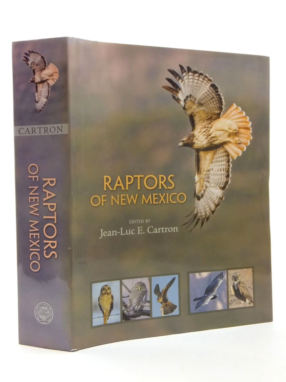 Photo of RAPTORS OF NEW MEXICO written by Cartron, Jean-Luc E. published by University Of New Mexico (STOCK CODE: 2124024)  for sale by Stella & Rose's Books