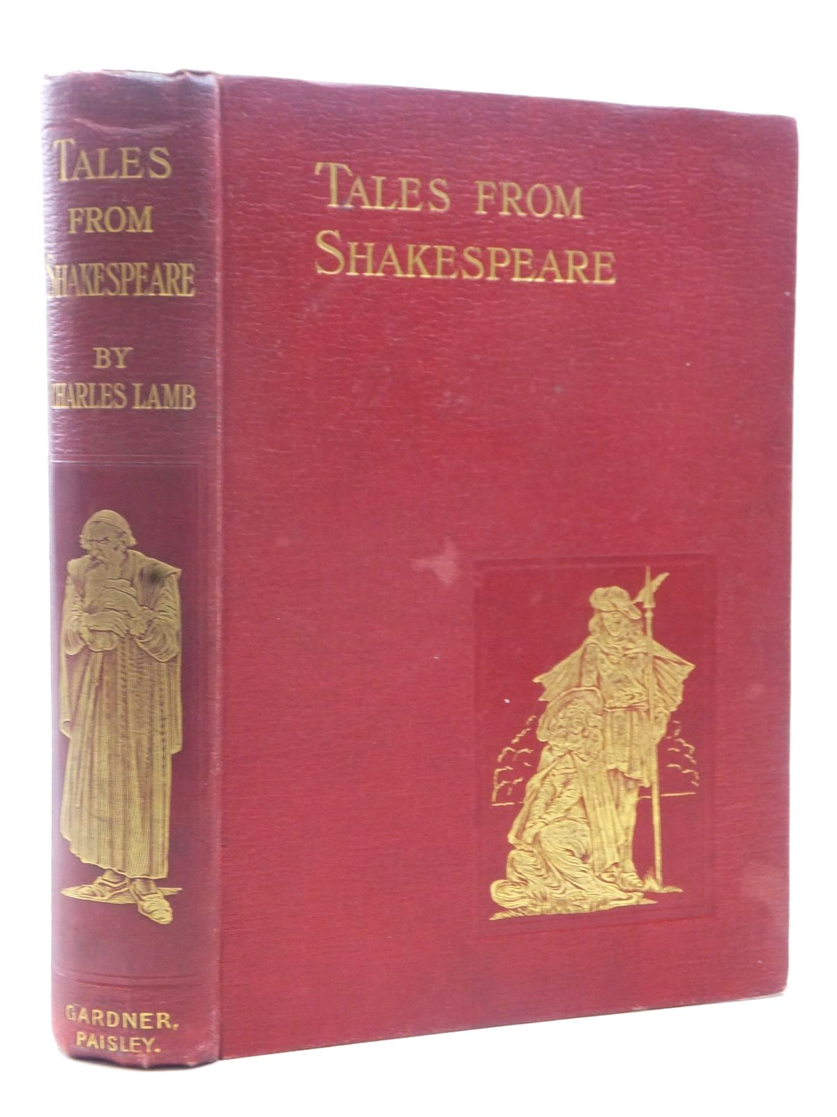 Photo of TALES FROM SHAKESPEARE