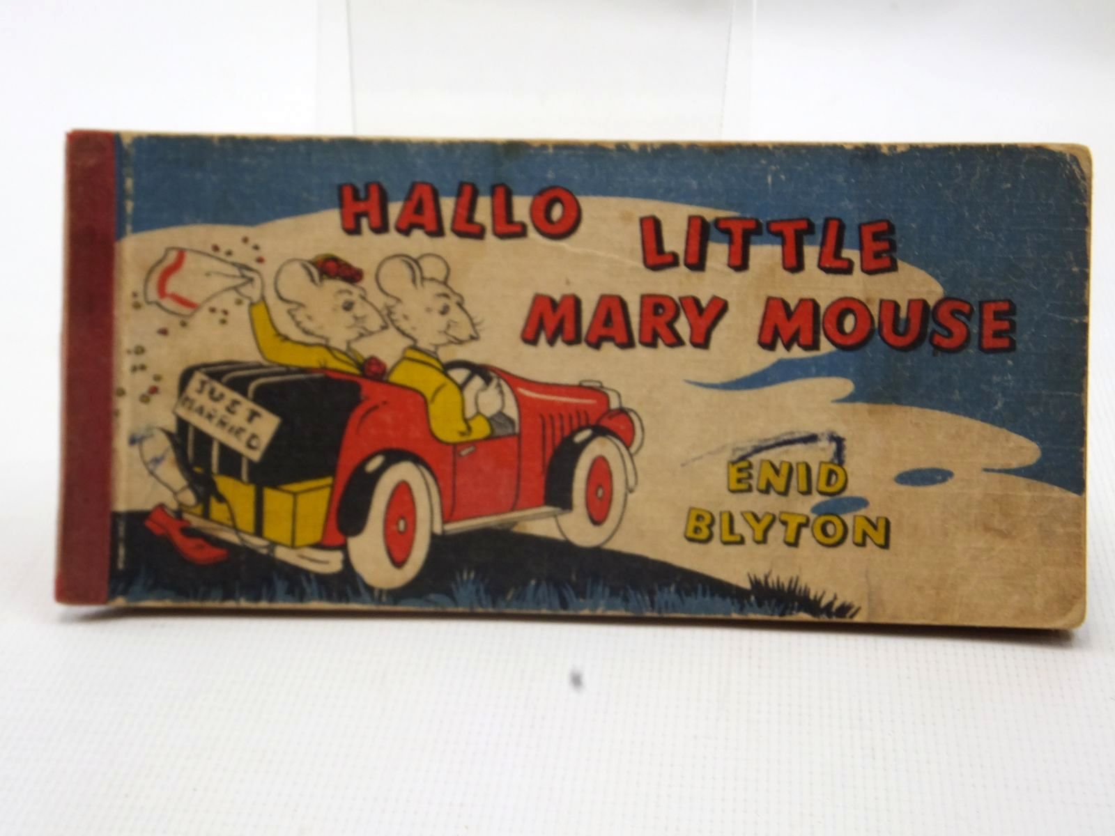 Photo of HALLO LITTLE MARY MOUSE written by Blyton, Enid published by Brockhampton Press (STOCK CODE: 2124075)  for sale by Stella & Rose's Books