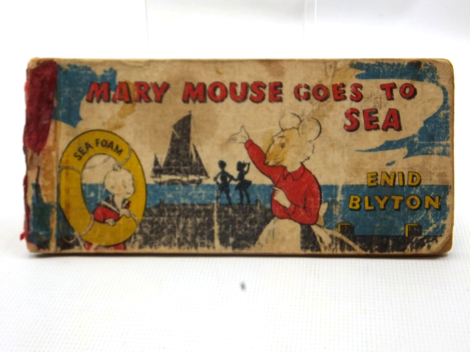 Photo of MARY MOUSE GOES TO SEA written by Blyton, Enid illustrated by White, Fred published by Brockhampton Press Ltd. (STOCK CODE: 2124076)  for sale by Stella & Rose's Books