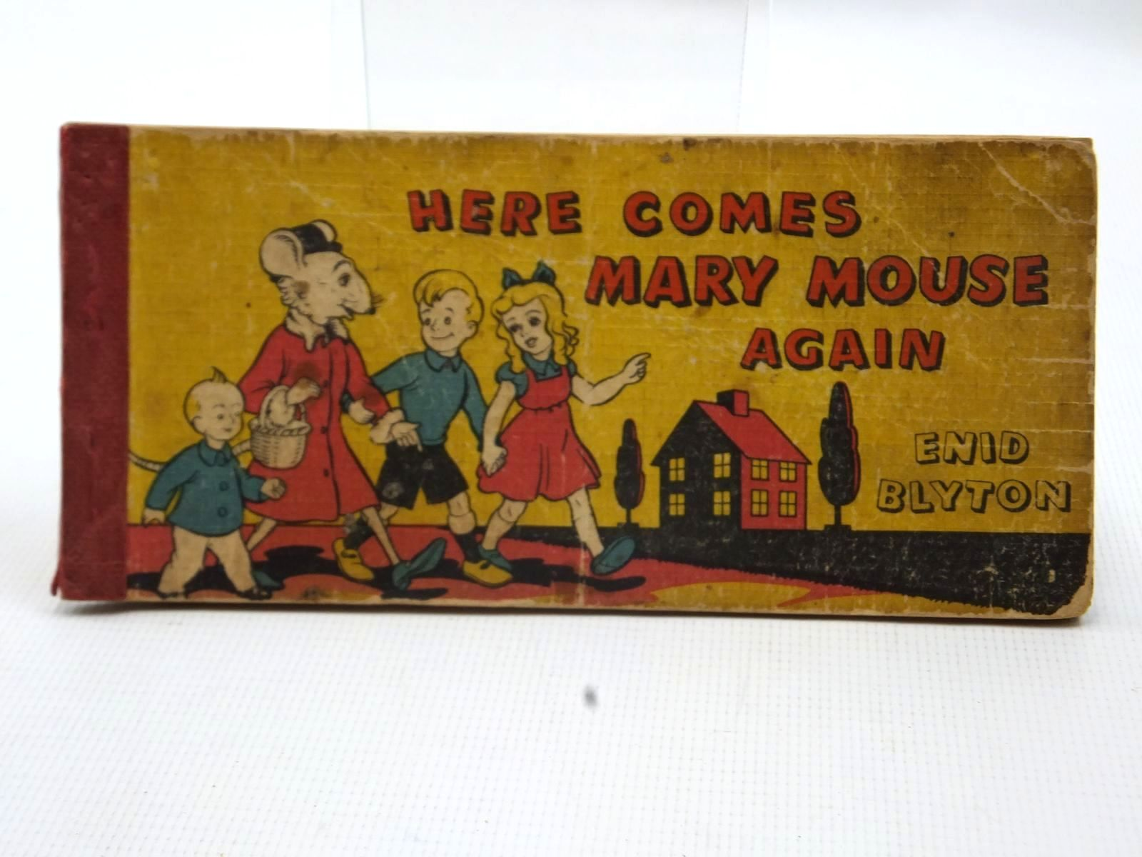 Photo of HERE COMES MARY MOUSE AGAIN written by Blyton, Enid illustrated by Openshaw, Olive F. published by Brockhampton Press (STOCK CODE: 2124077)  for sale by Stella & Rose's Books
