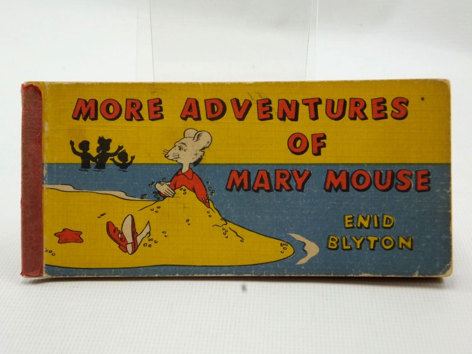 Photo of MORE ADVENTURES OF MARY MOUSE written by Blyton, Enid illustrated by Openshaw, Olive F.<br />White, Fred published by Brockhampton Press Ltd. (STOCK CODE: 2124081)  for sale by Stella & Rose's Books