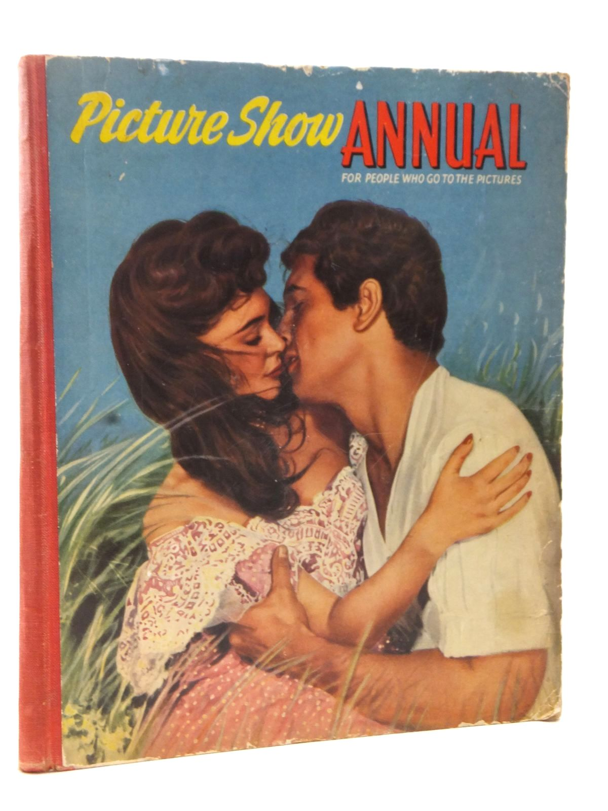 Photo of PICTURE SHOW ANNUAL 1956 published by The Amalgamated Press (STOCK CODE: 2124087)  for sale by Stella & Rose's Books