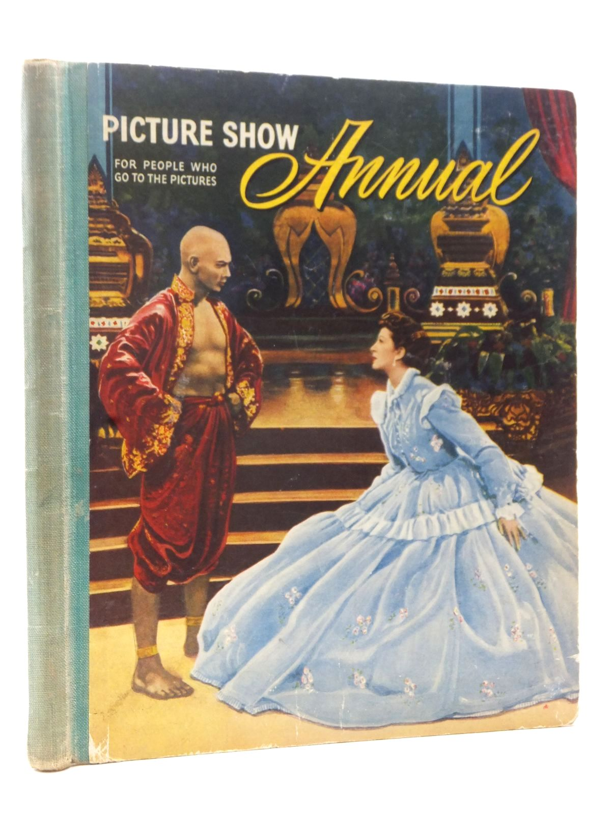Photo of PICTURE SHOW ANNUAL 1957 published by The Amalgamated Press (STOCK CODE: 2124090)  for sale by Stella & Rose's Books