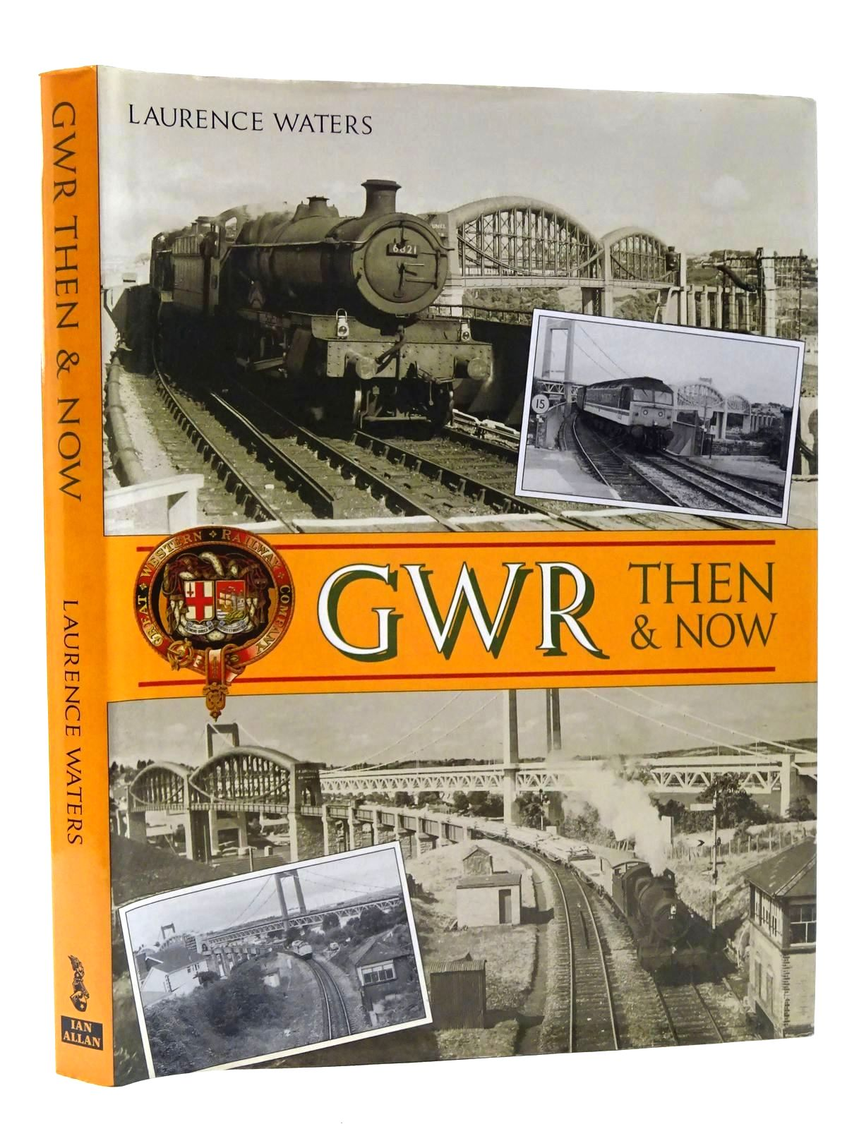 Photo of GWR THEN & NOW written by Waters, Laurence published by Ian Allan (STOCK CODE: 2124148)  for sale by Stella & Rose's Books
