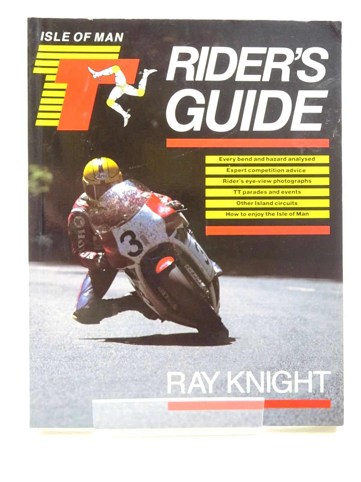 Photo of ISLE OF MAN TT RIDER'S GUIDE written by Knight, Ray published by Osprey Automotive (STOCK CODE: 2124154)  for sale by Stella & Rose's Books