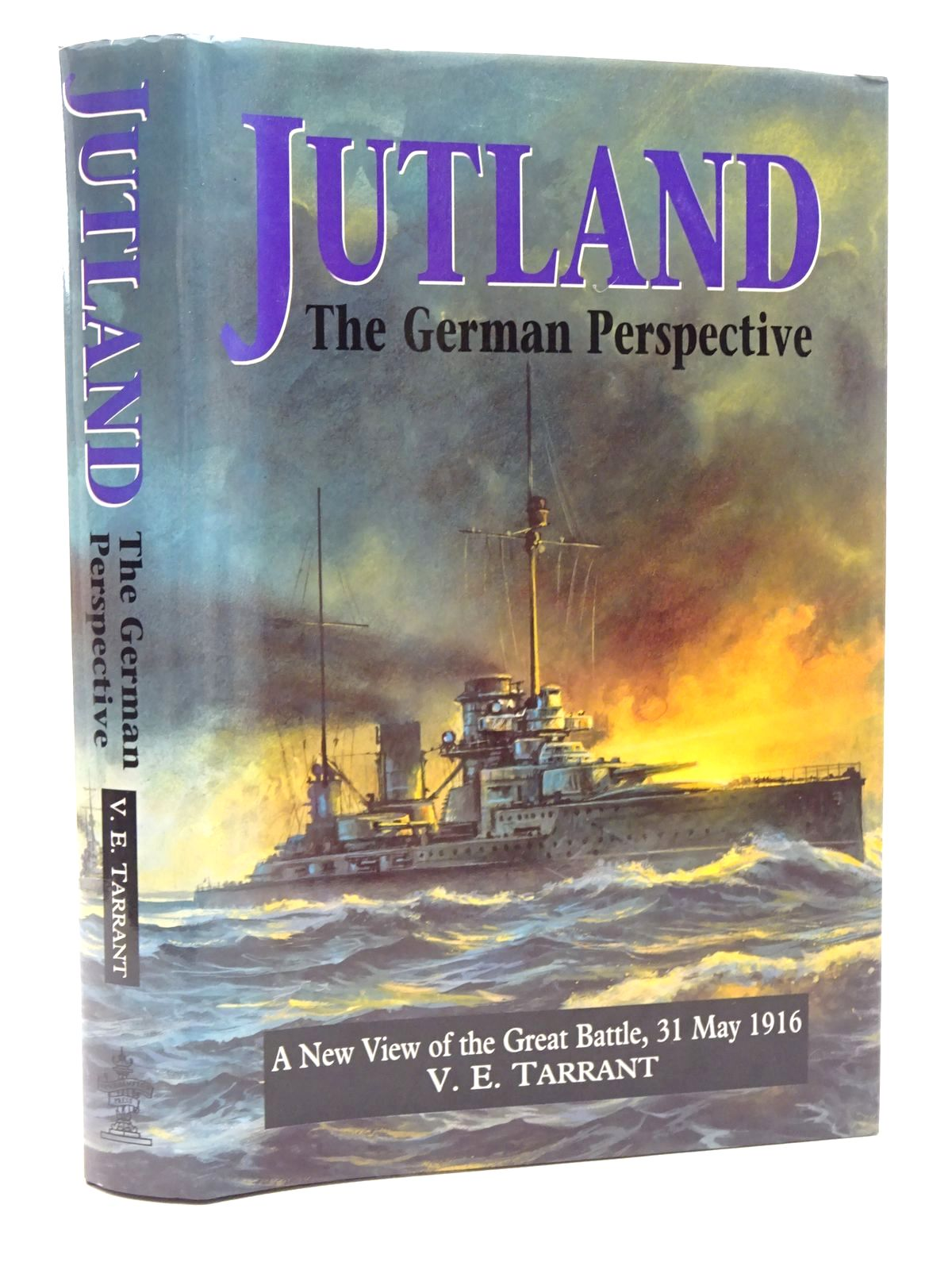 Photo of JUTLAND THE GERMAN PERSPECTIVE written by Tarrant, V.E. published by Brockhampton Press (STOCK CODE: 2124168)  for sale by Stella & Rose's Books