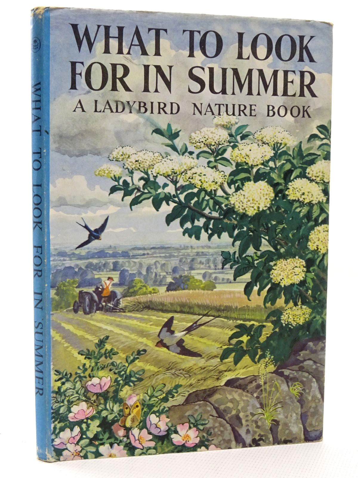 Photo of WHAT TO LOOK FOR IN SUMMER written by Watson, E.L. Grant illustrated by Tunnicliffe, C.F. published by Wills & Hepworth Ltd. (STOCK CODE: 2124228)  for sale by Stella & Rose's Books