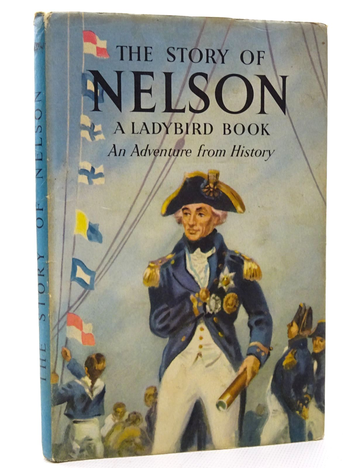 Photo of THE STORY OF NELSON written by Peach, L. Du Garde illustrated by Kenney, John published by Wills & Hepworth Ltd. (STOCK CODE: 2124234)  for sale by Stella & Rose's Books