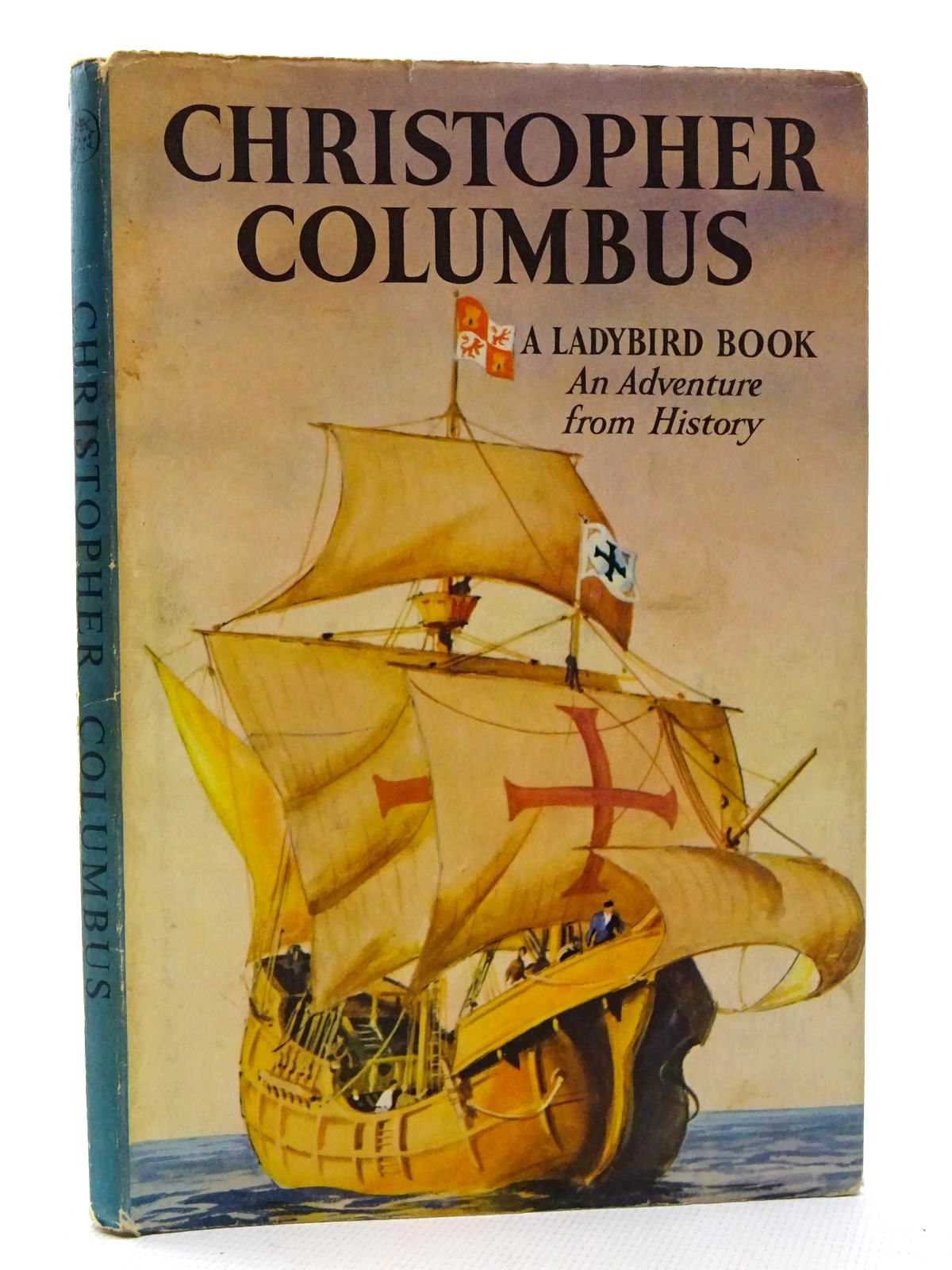 Photo of CHRISTOPHER COLUMBUS written by Peach, L. Du Garde illustrated by Kenney, John published by Wills & Hepworth Ltd. (STOCK CODE: 2124239)  for sale by Stella & Rose's Books