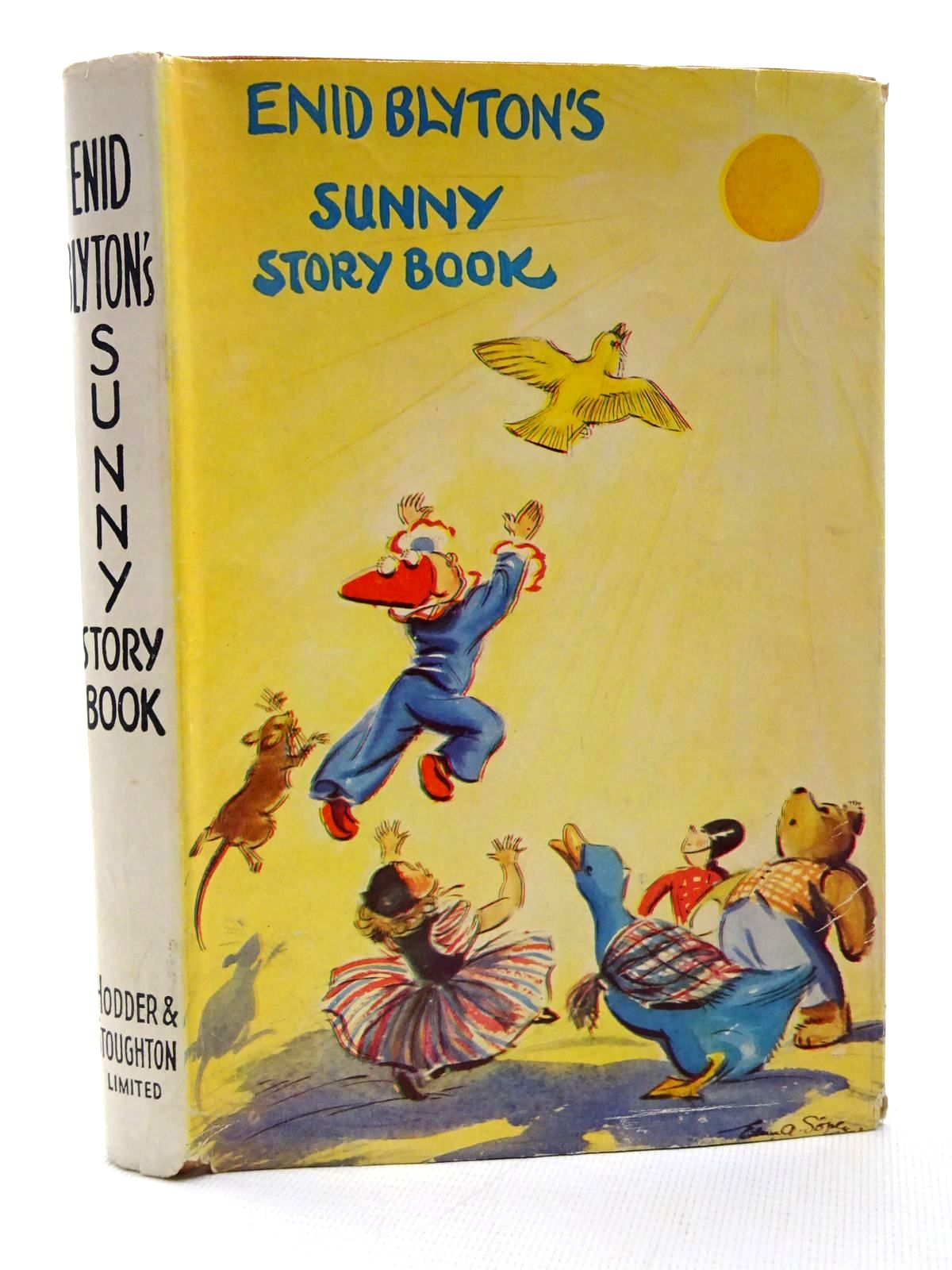 Photo of ENID BLYTON'S SUNNY STORY BOOK written by Blyton, Enid illustrated by Soper, Eileen published by Hodder & Stoughton (STOCK CODE: 2124266)  for sale by Stella & Rose's Books