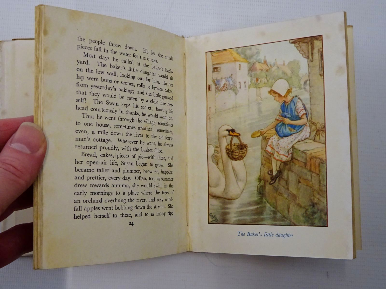 Photo of THE LORD OF THE RUSHIE RIVER written by Barker, Cicely Mary illustrated by Barker, Cicely Mary published by Blackie & Son Ltd. (STOCK CODE: 2124271)  for sale by Stella & Rose's Books
