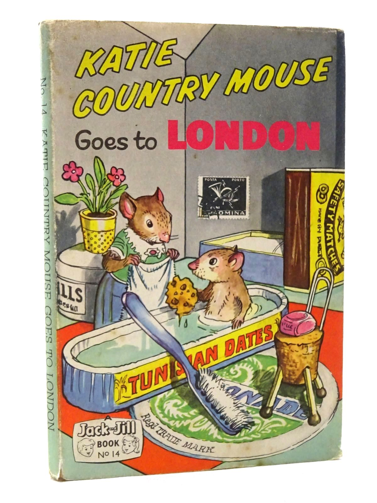 Photo of KATIE COUNTRY MOUSE GOES TO LONDON published by Fleetway Publications Ltd. (STOCK CODE: 2124285)  for sale by Stella & Rose's Books