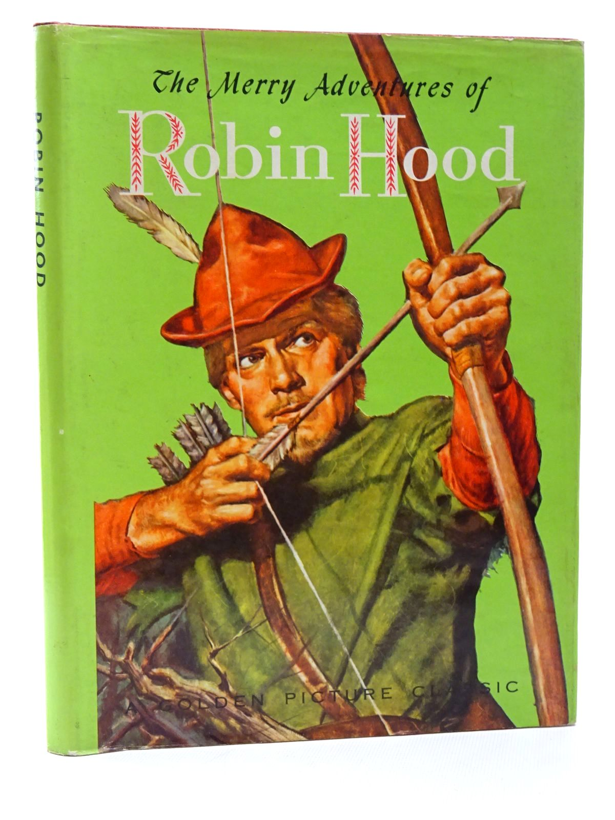 Photo of THE MERRY ADVENTURES OF ROBIN HOOD written by Pyle, Howard<br />Lindquist, Willis illustrated by Lynch, Don published by Purnell & Sons, Ltd. (STOCK CODE: 2124303)  for sale by Stella & Rose's Books