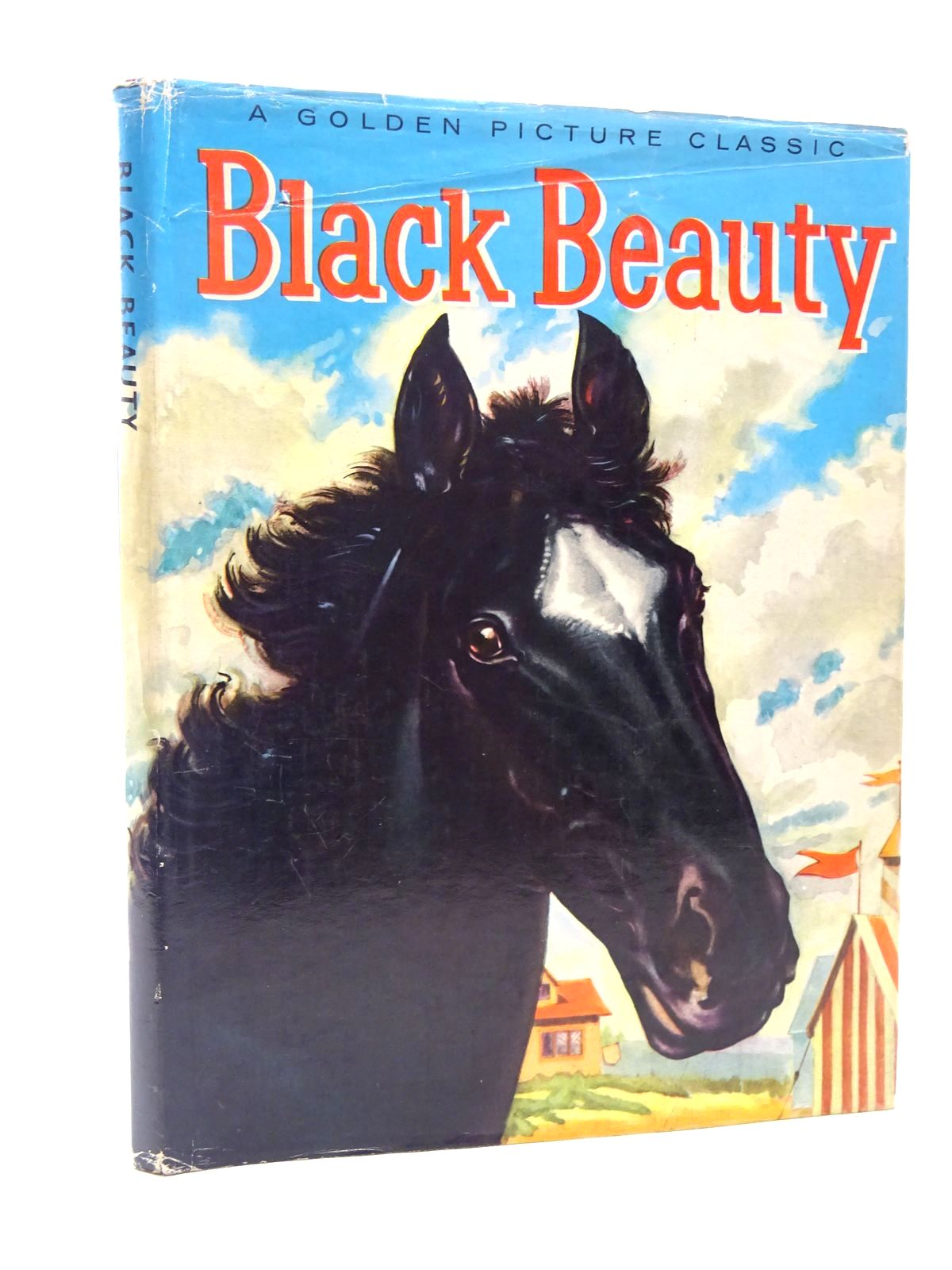 Photo of BLACK BEAUTY written by Sewell, Anna<br />Nolen, Barbara illustrated by Gill, Tom published by Adprint Ltd. (STOCK CODE: 2124309)  for sale by Stella & Rose's Books