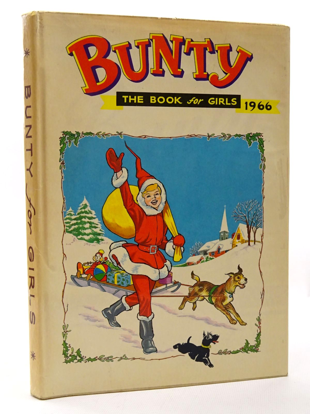 Photo of BUNTY FOR GIRLS 1966 published by D.C. Thomson & Co Ltd. (STOCK CODE: 2124314)  for sale by Stella & Rose's Books