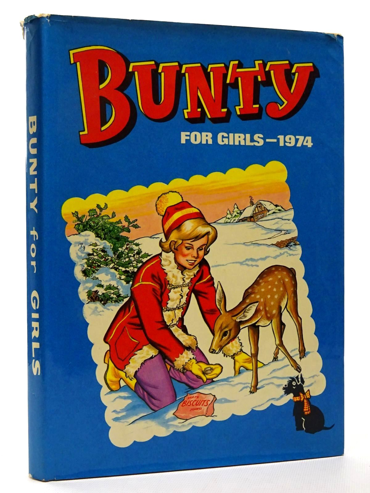 Photo of BUNTY FOR GIRLS 1974 published by D.C. Thomson & Co Ltd. (STOCK CODE: 2124322)  for sale by Stella & Rose's Books