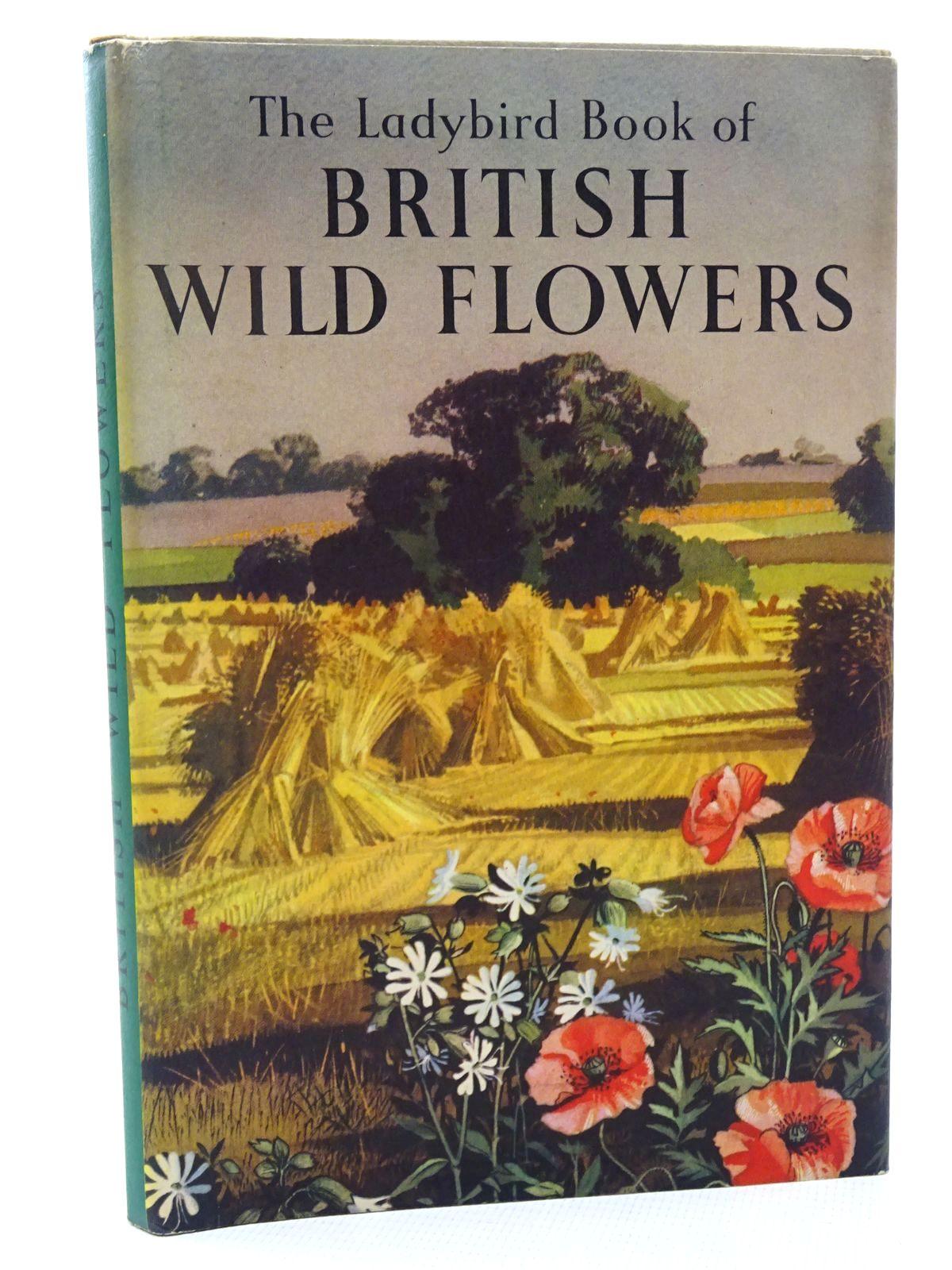 Photo of THE LADYBIRD BOOK OF BRITISH WILD FLOWERS