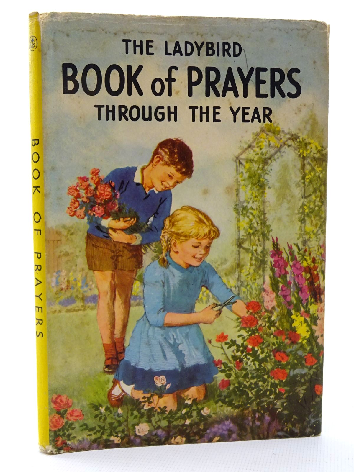 Photo of THE LADYBIRD BOOK OF PRAYERS THROUGH THE YEAR written by Rostron, Hilda I. illustrated by Uptton, Clive published by Wills & Hepworth Ltd. (STOCK CODE: 2124341)  for sale by Stella & Rose's Books