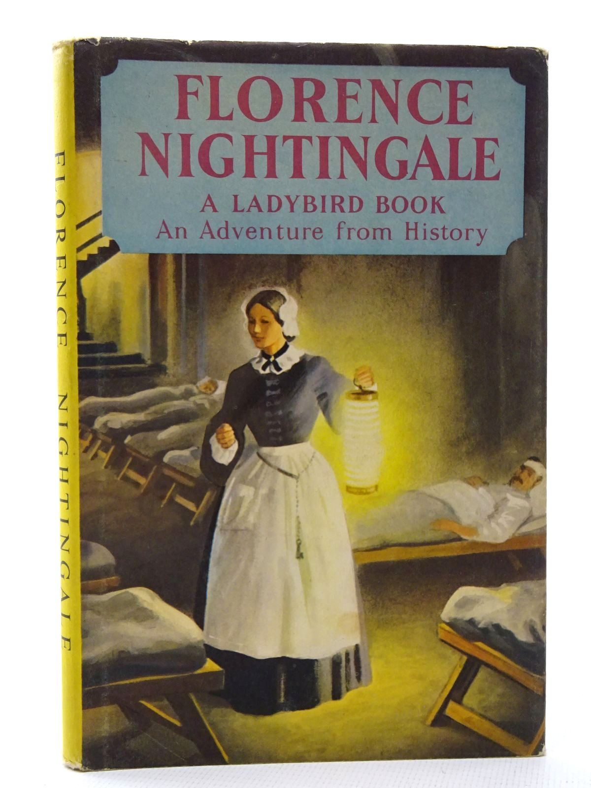 Photo of FLORENCE NIGHTINGALE written by Peach, L. Du Garde illustrated by Kenney, John published by Wills & Hepworth Ltd. (STOCK CODE: 2124343)  for sale by Stella & Rose's Books
