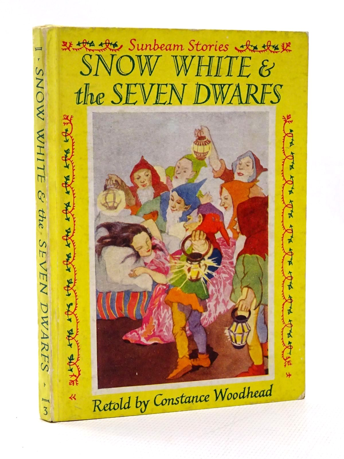 Photo of SNOW WHITE AND THE SEVEN DWARFS written by Woodhead, Constance illustrated by Lodge, Grace published by Frederick Warne & Co Ltd. (STOCK CODE: 2124385)  for sale by Stella & Rose's Books