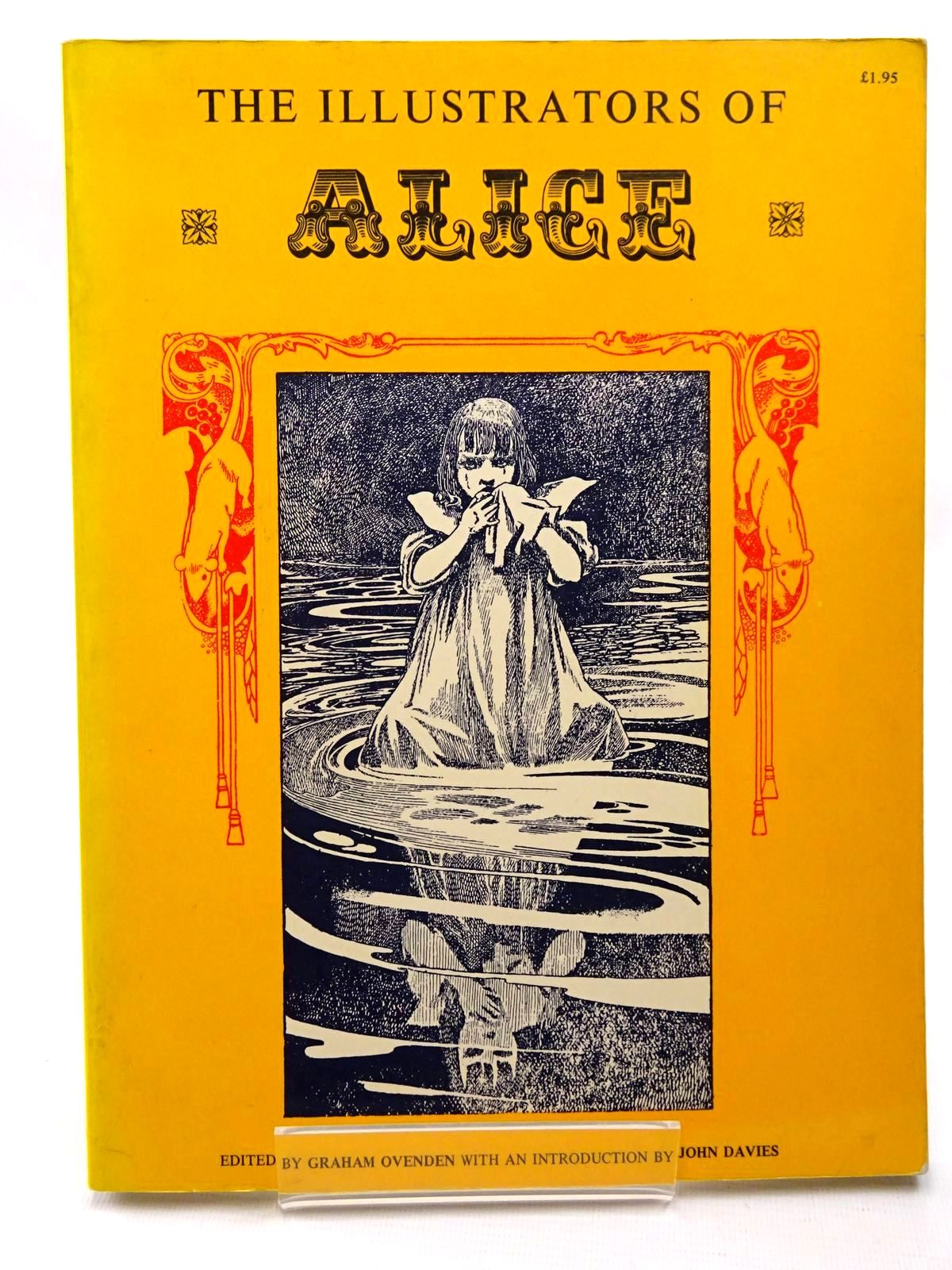 Photo of THE ILLUSTRATORS OF ALICE IN WONDERLAND AND THROUGH THE LOOKING GLASS written by Ovenden, Graham<br />Davis, John published by Academy Editions (STOCK CODE: 2124406)  for sale by Stella & Rose's Books