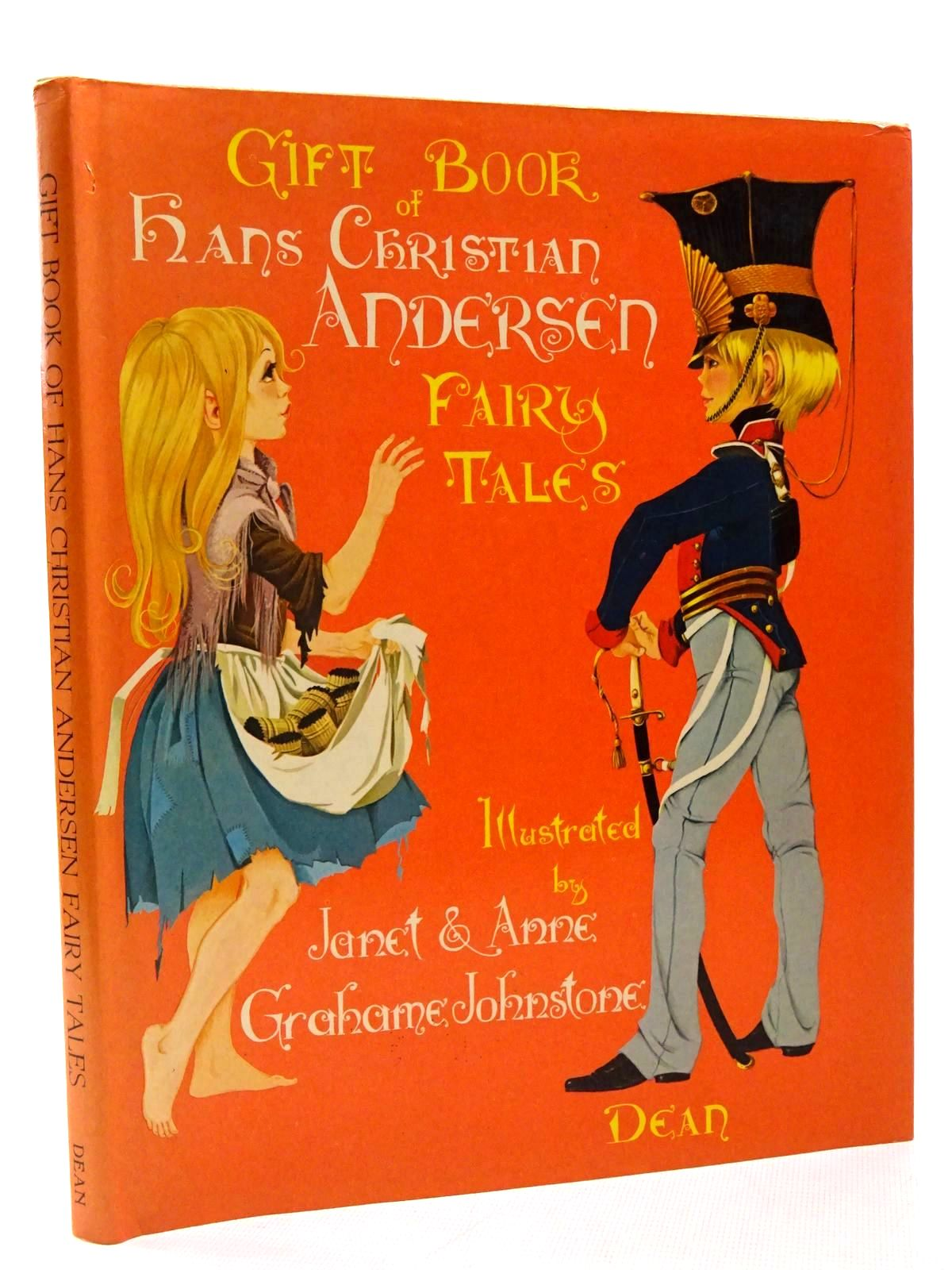 Photo of DEAN'S GIFT BOOK OF HANS CHRISTIAN ANDERSEN FAIRY TALES written by Andersen, Hans Christian illustrated by Johnstone, Janet Grahame<br />Johnstone, Anne Grahame published by Dean & Son Ltd. (STOCK CODE: 2124407)  for sale by Stella & Rose's Books