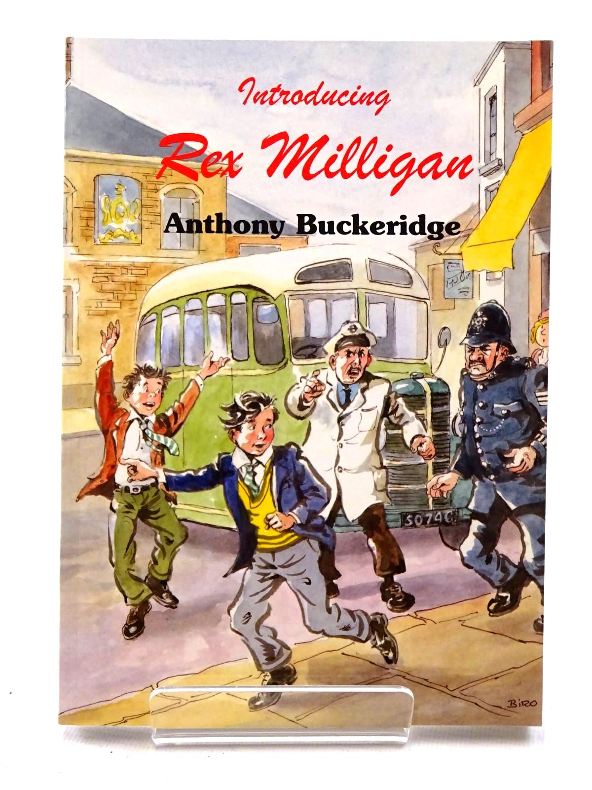 Photo of INTRODUCING REX MILLIGAN written by Buckeridge, Anthony illustrated by Biro, Val published by David Schutte (STOCK CODE: 2124425)  for sale by Stella & Rose's Books