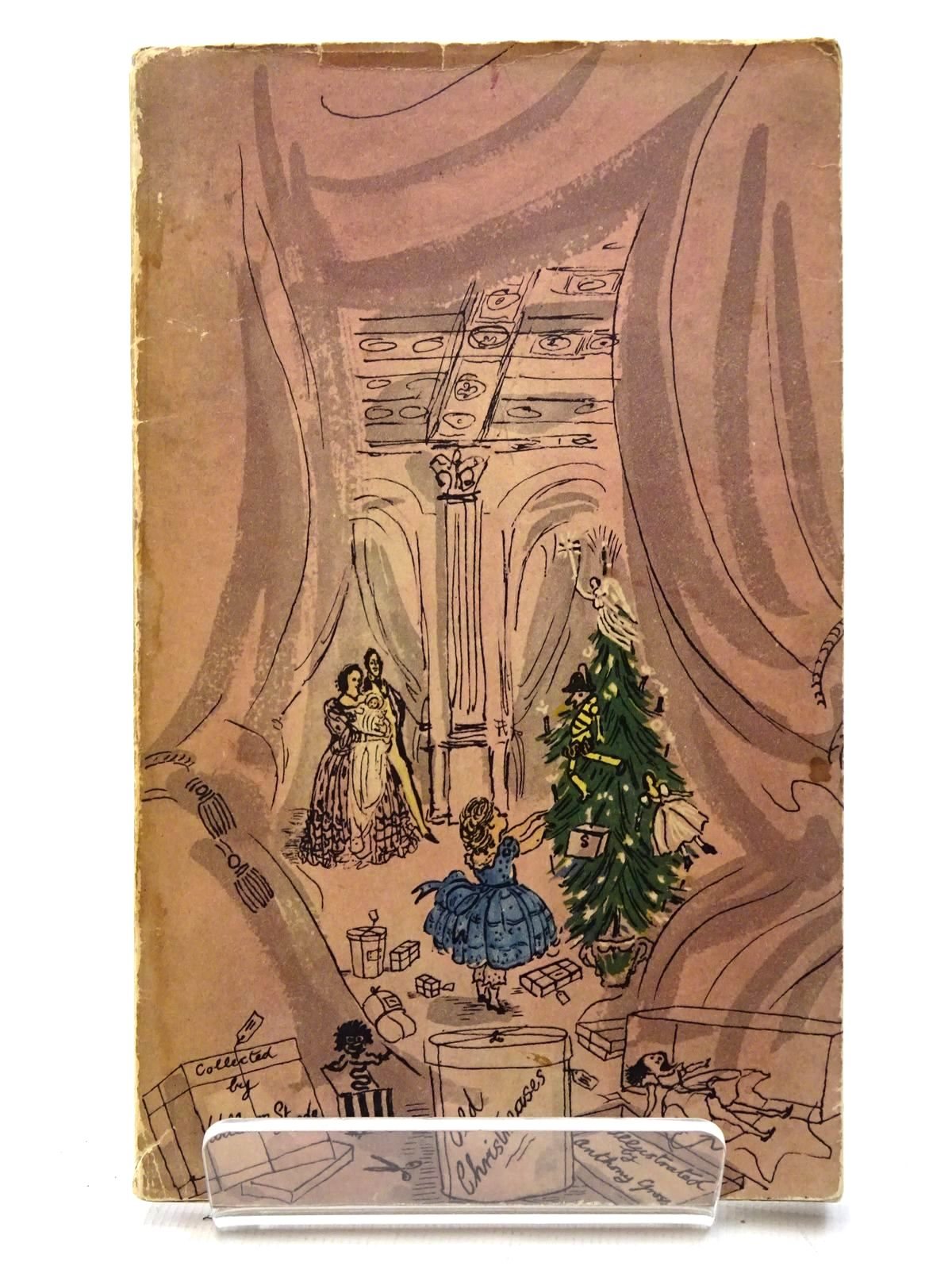 Photo of OLD CHRISTMASES written by Strode, William<br />Hall, Edward<br />Bradford, William<br />Pepys, Samuel<br />et al, illustrated by Gross, Anthony published by Sampson Low, Marston & Co. Ltd. (STOCK CODE: 2124450)  for sale by Stella & Rose's Books
