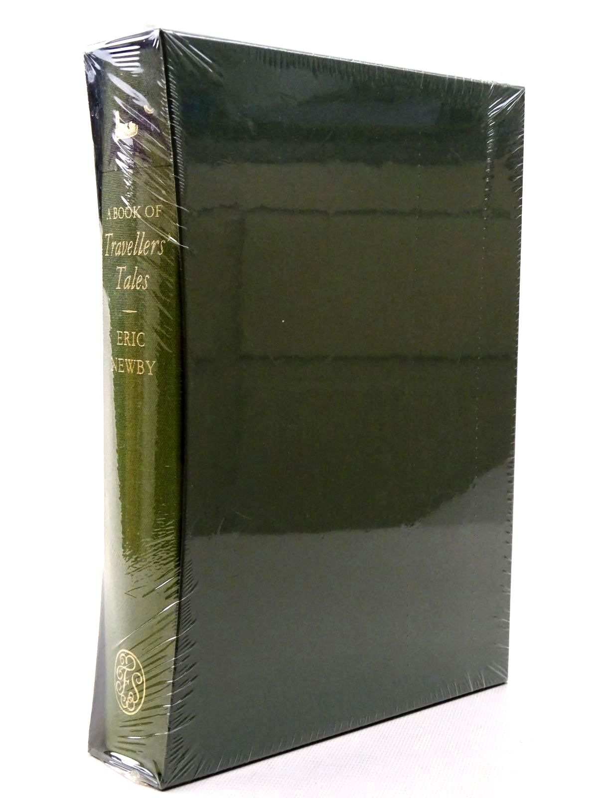 Photo of A BOOK OF TRAVELLERS' TALES written by Newby, Eric published by Folio Society (STOCK CODE: 2124466)  for sale by Stella & Rose's Books