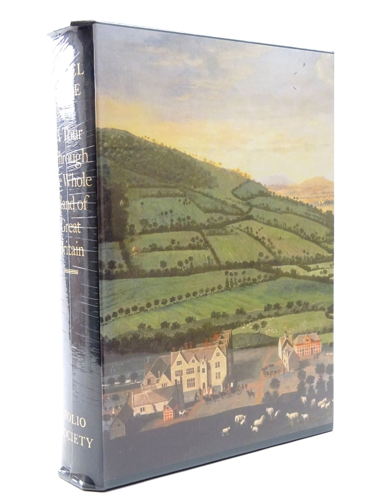 Photo of A TOUR THROUGH THE WHOLE ISLAND OF GREAT BRITAIN written by Defoe, Daniel published by Folio Society (STOCK CODE: 2124467)  for sale by Stella & Rose's Books