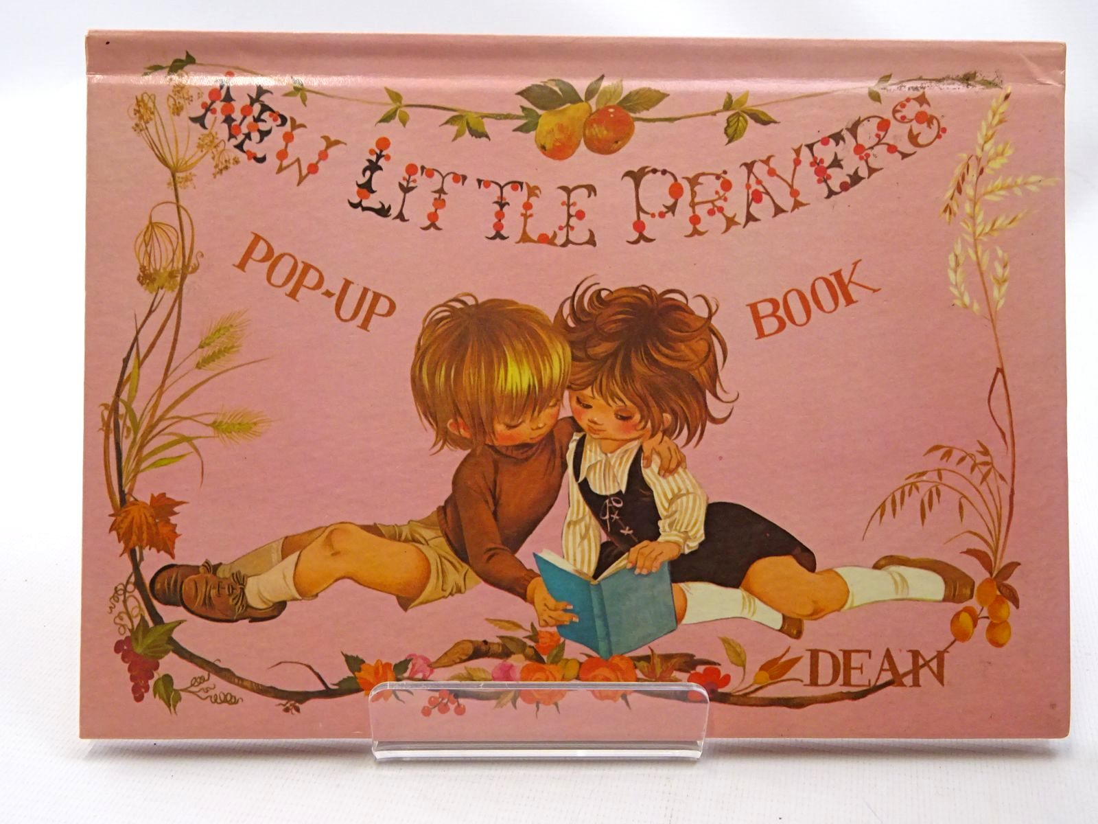 Photo of NEW LITTLE PRAYERS POP-UP BOOK illustrated by Johnstone, Janet Grahame<br />Johnstone, Anne Grahame published by Dean & Son Ltd. (STOCK CODE: 2124501)  for sale by Stella & Rose's Books