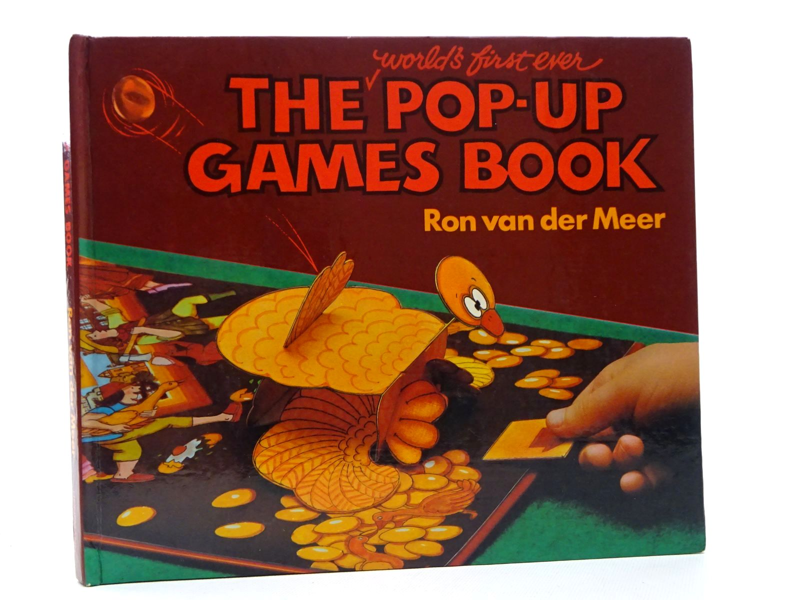 Photo of THE POP-UP GAMES BOOK