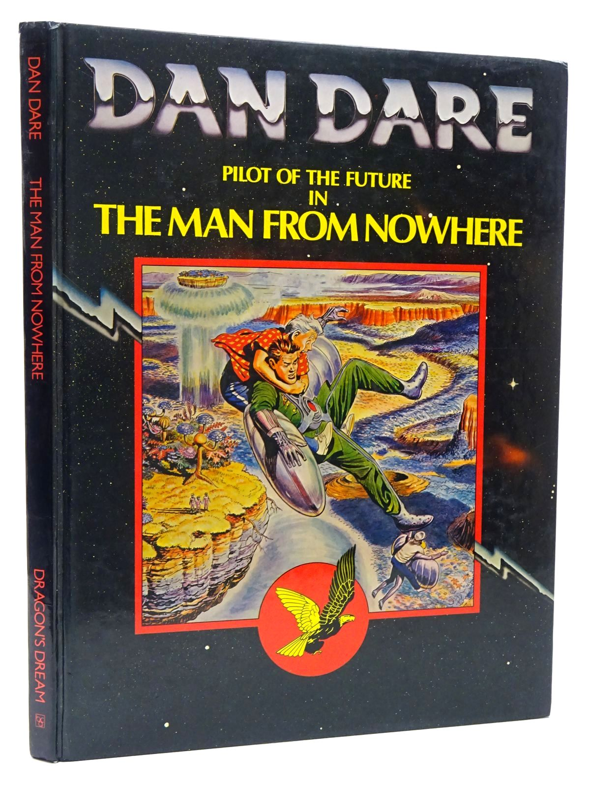 Photo of DAN DARE PILOT OF THE FUTURE IN THE MAN FROM NOWHERE published by Book Club Associates (STOCK CODE: 2124549)  for sale by Stella & Rose's Books