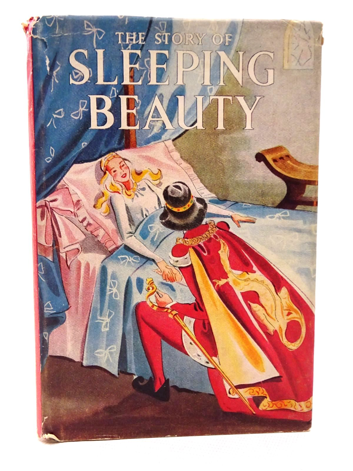 Photo of THE STORY OF SLEEPING BEAUTY written by Levy, Muriel illustrated by Bowmar, Evelyn published by Wills & Hepworth Ltd. (STOCK CODE: 2124618)  for sale by Stella & Rose's Books