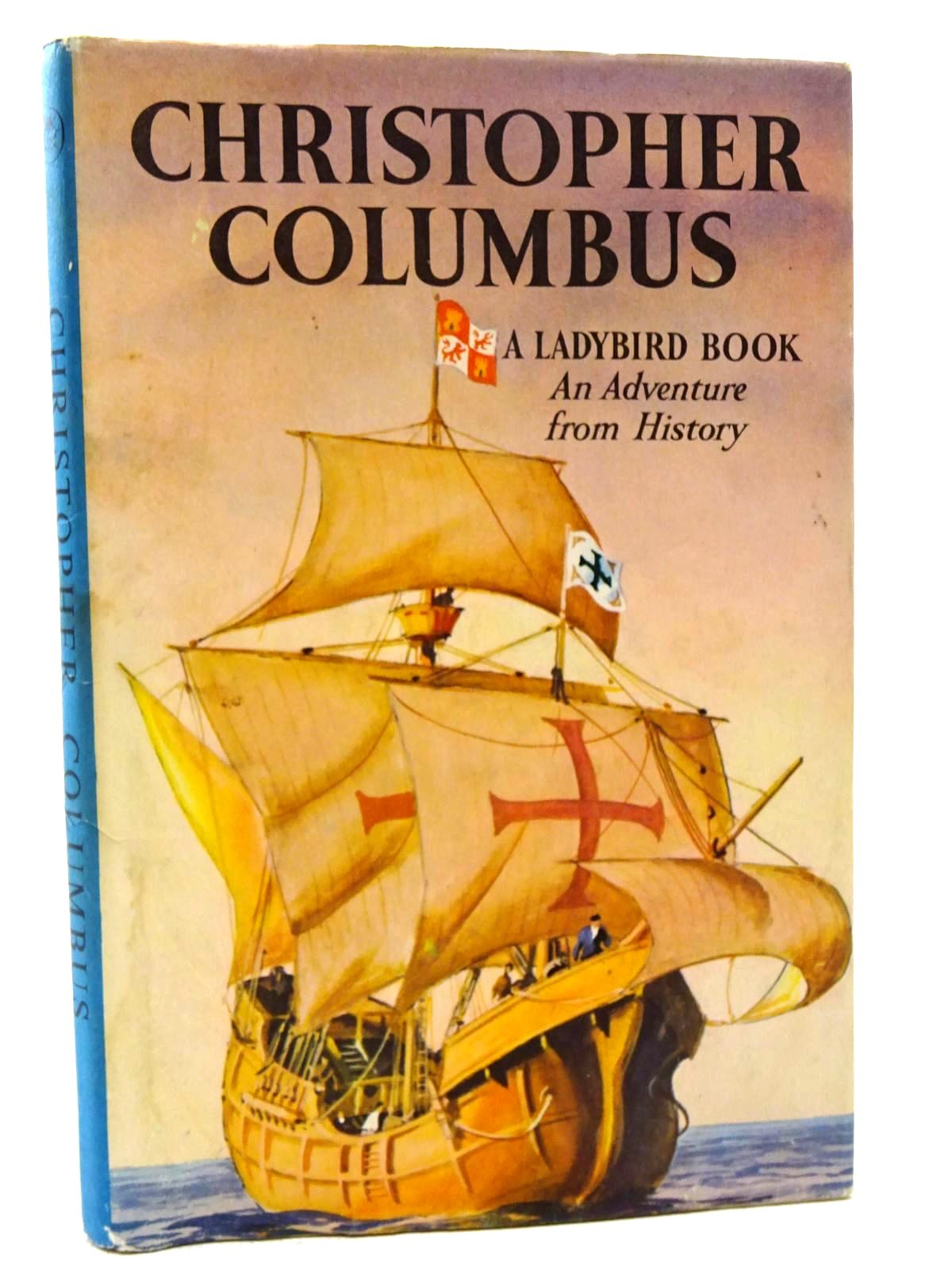 Photo of CHRISTOPHER COLUMBUS written by Peach, L. Du Garde illustrated by Kenney, John published by Wills & Hepworth Ltd. (STOCK CODE: 2124653)  for sale by Stella & Rose's Books