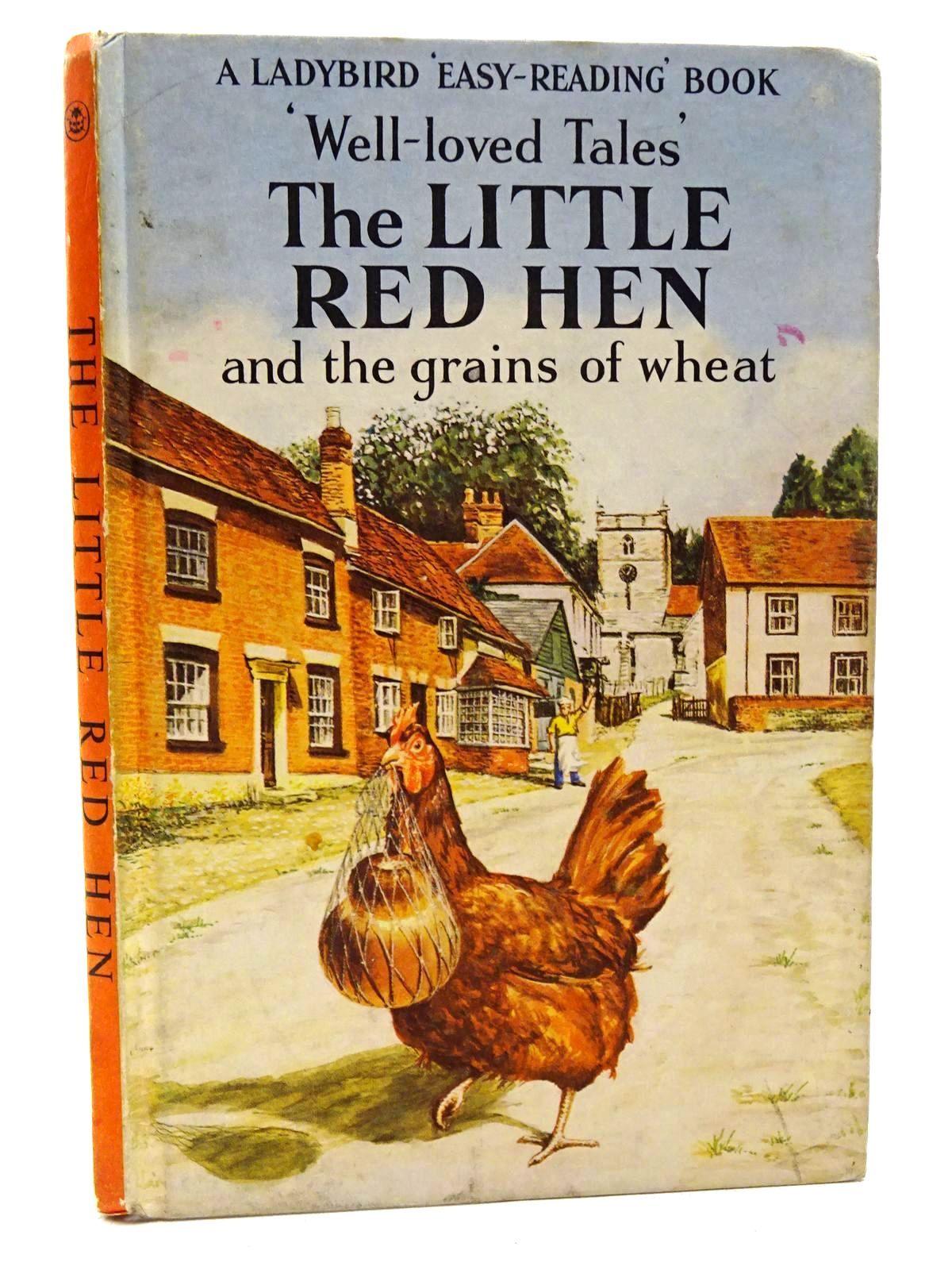 Photo of THE LITTLE RED HEN AND THE GRAINS OF WHEAT written by Southgate, Vera illustrated by Lumley, Robert published by Wills & Hepworth Ltd. (STOCK CODE: 2124656)  for sale by Stella & Rose's Books