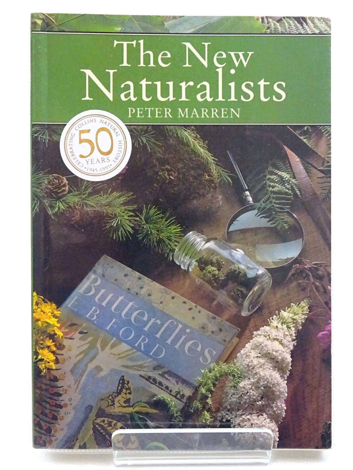Photo of THE NEW NATURALISTS (NN 82) written by Marren, Peter published by Collins (STOCK CODE: 2124666)  for sale by Stella & Rose's Books